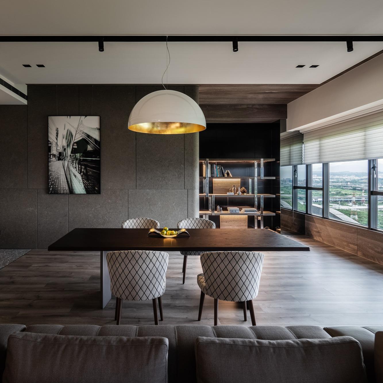 新竹室內設計 - 客廳