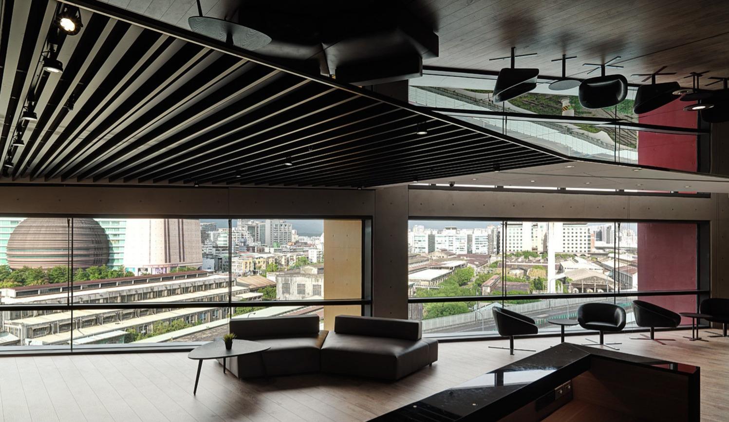 室內設計視頻 新 菸廠