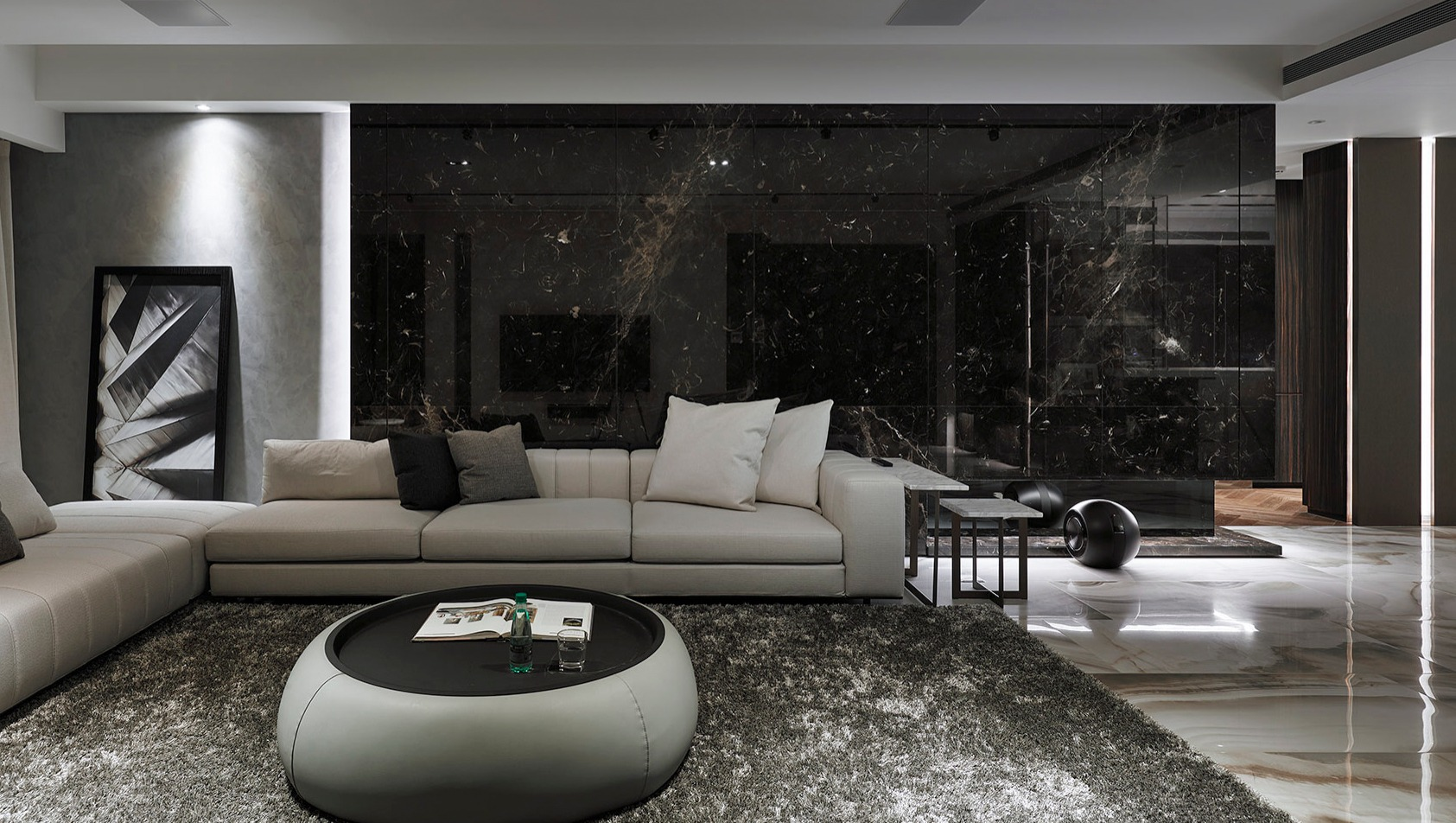 室內設計視頻 Penthouse質感宅 展現百坪氣度現代底蘊