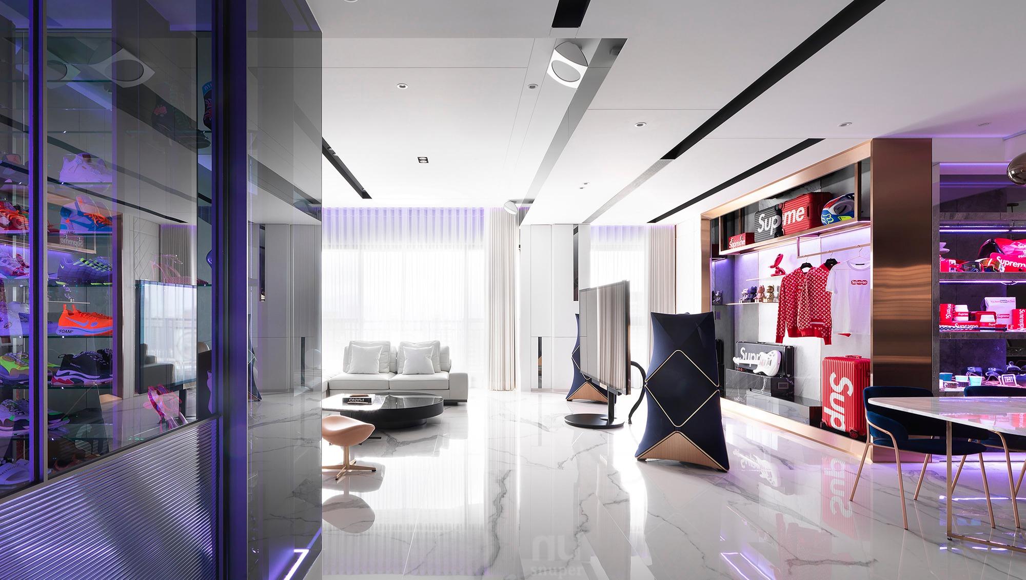 室內設計視頻 他打造連路易十四都想穿越的時尚住宅
