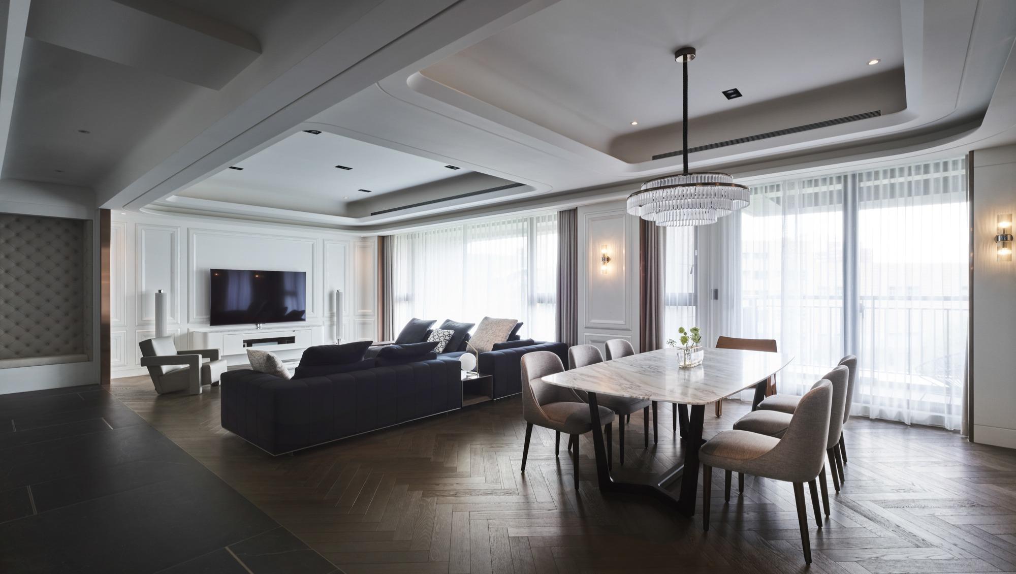 室內設計視頻 家有巴黎時裝周! Catwalk走出國際時尚訂製宅
