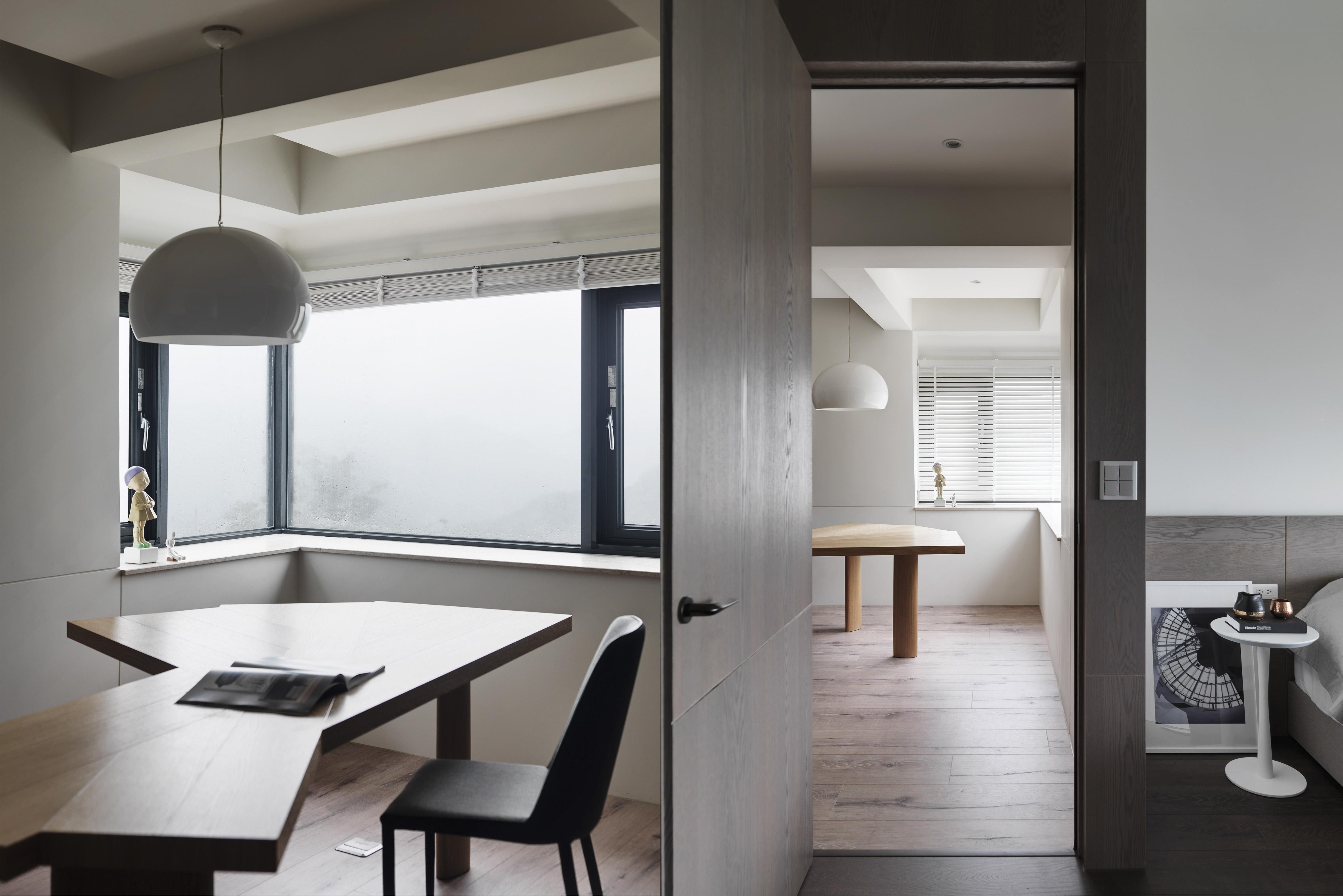豪宅設計-華城家旅-書房