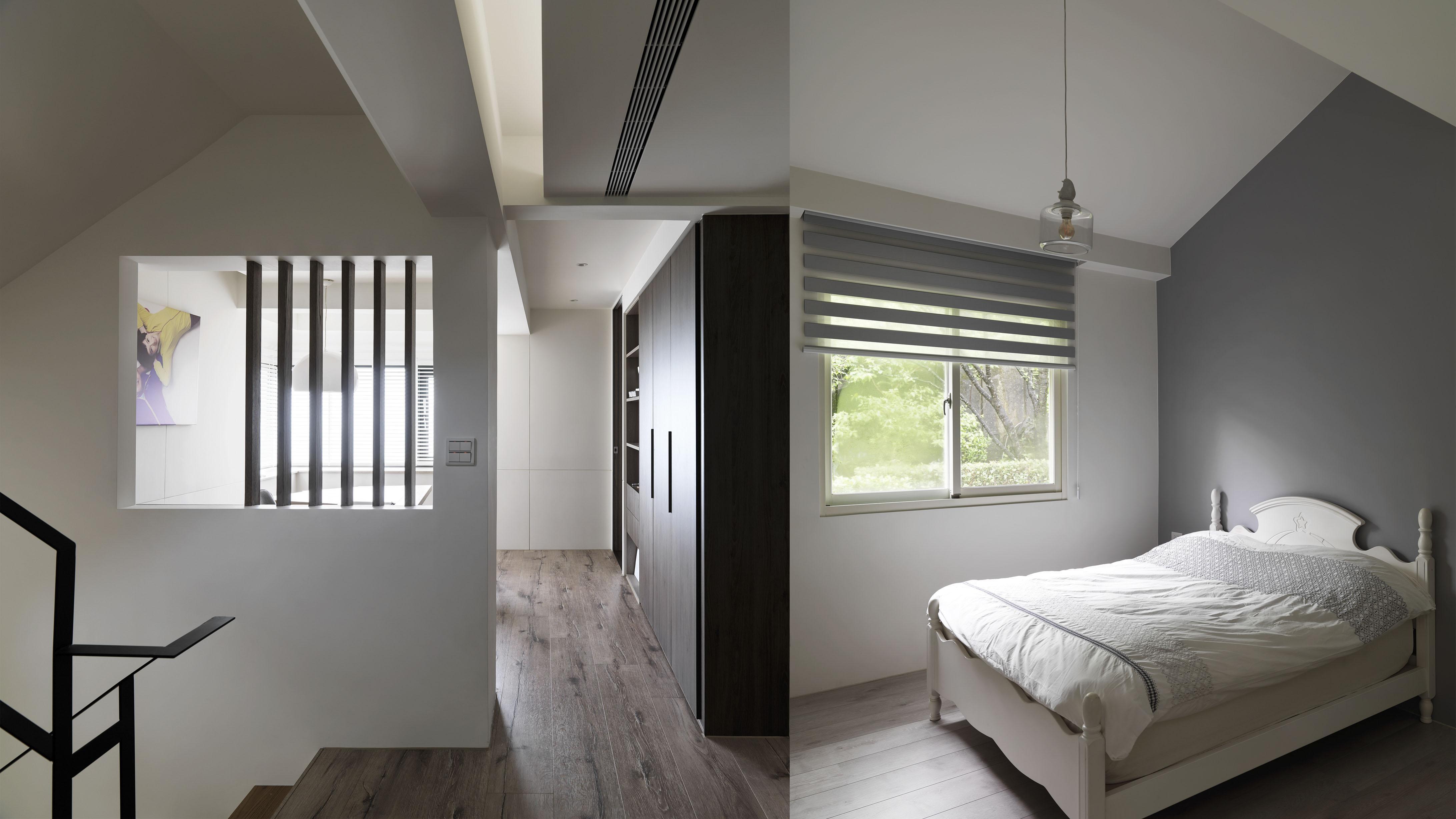 豪宅設計-華城家旅-臥室