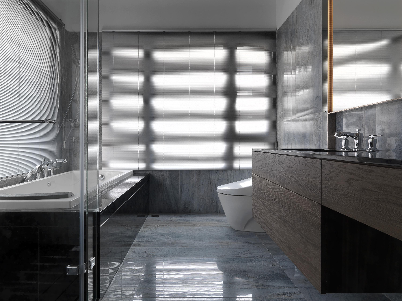 豪宅設計-設計之初-浴廁