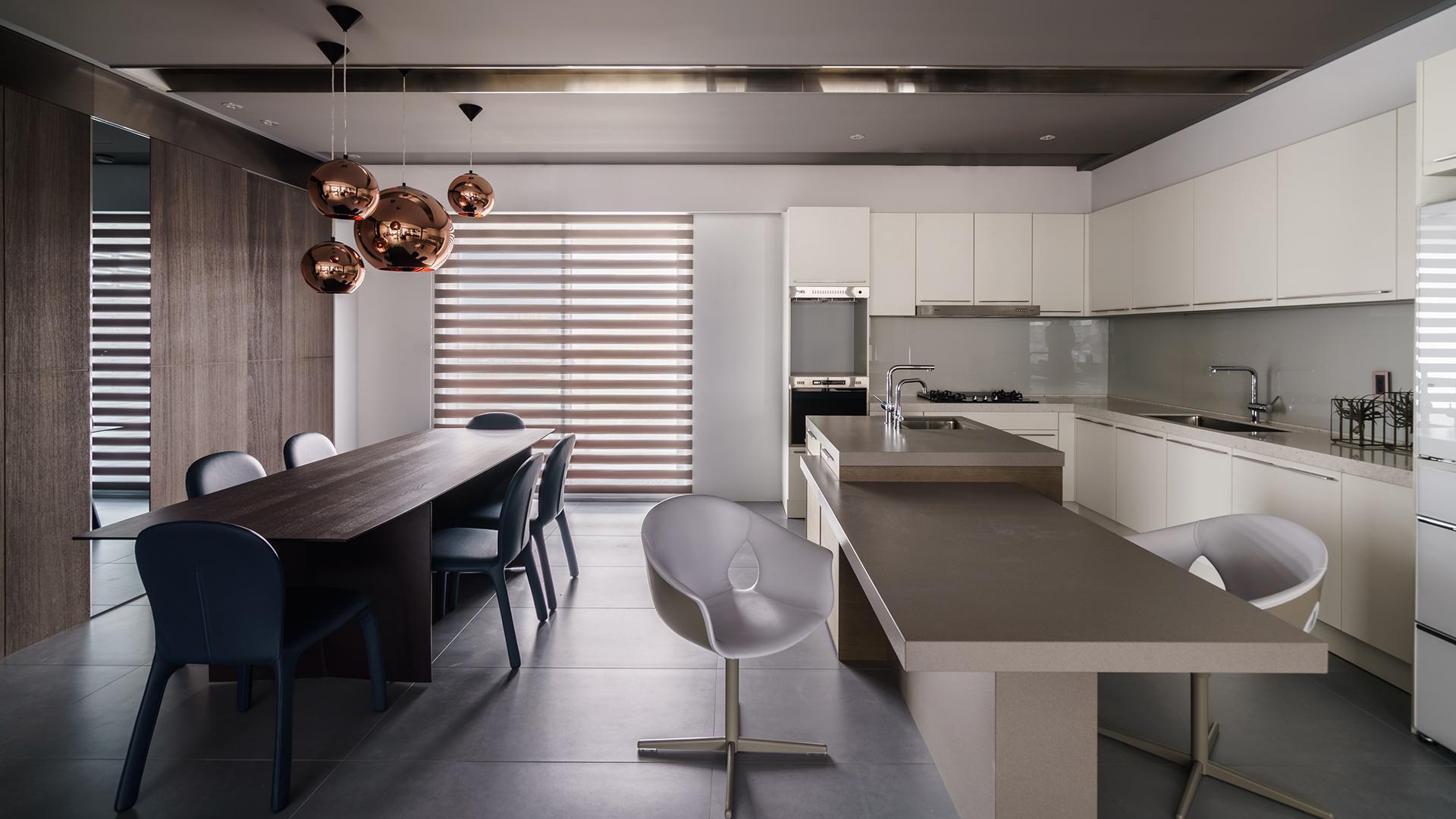 豪宅設計-中介-廚房