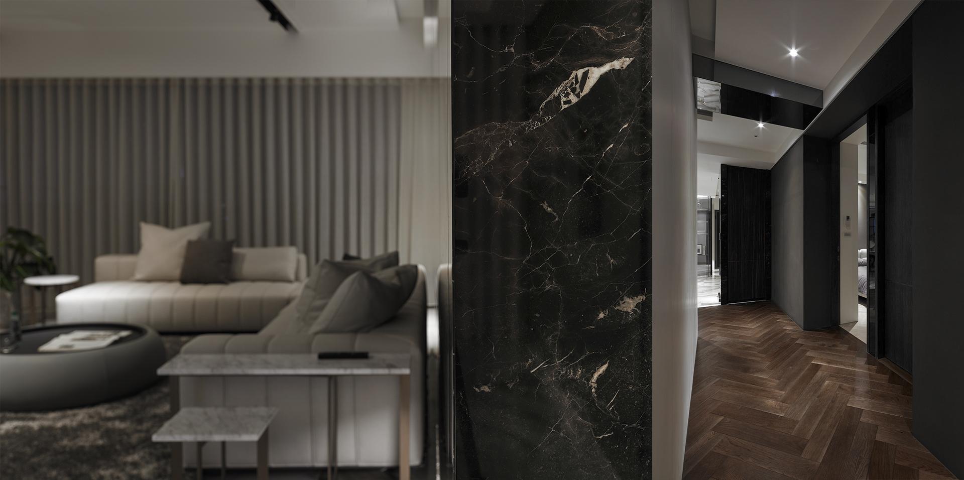 豪宅設計 - 頂層奢華-客廳