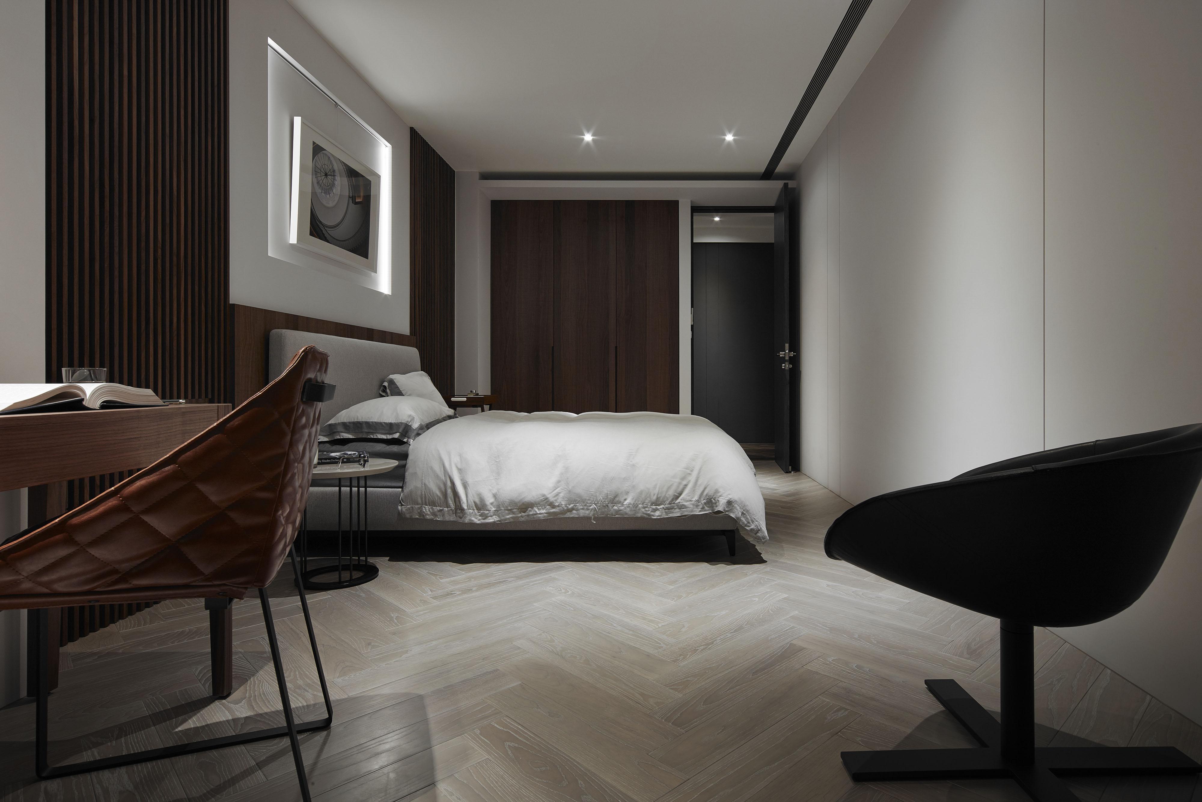 豪宅設計 - 頂層奢華-臥室
