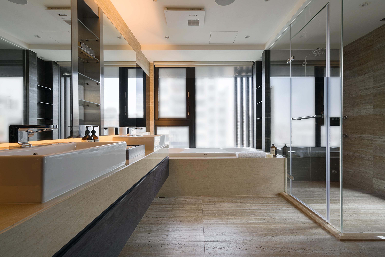 豪宅設計 - 頂層奢華-浴室