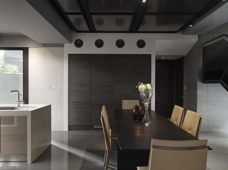 豪宅設計-都市的語彙-廚房
