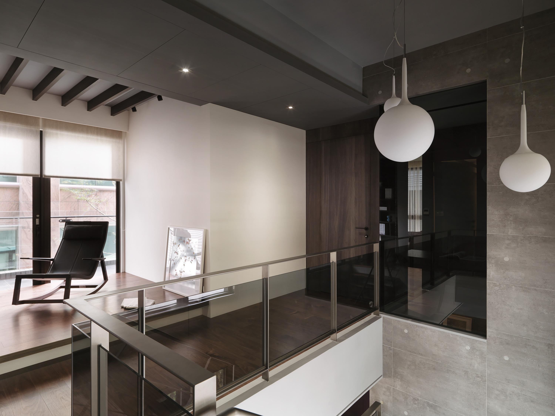 豪宅設計-都市的語彙-陽台
