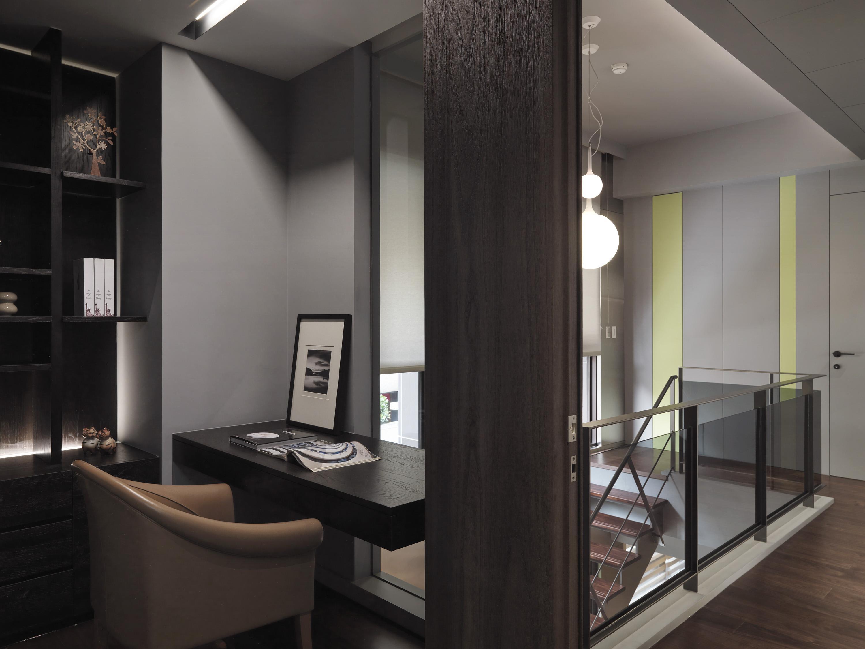 豪宅設計-都市的語彙-辦公室