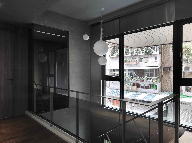 豪宅設計-都市的語彙-廊道