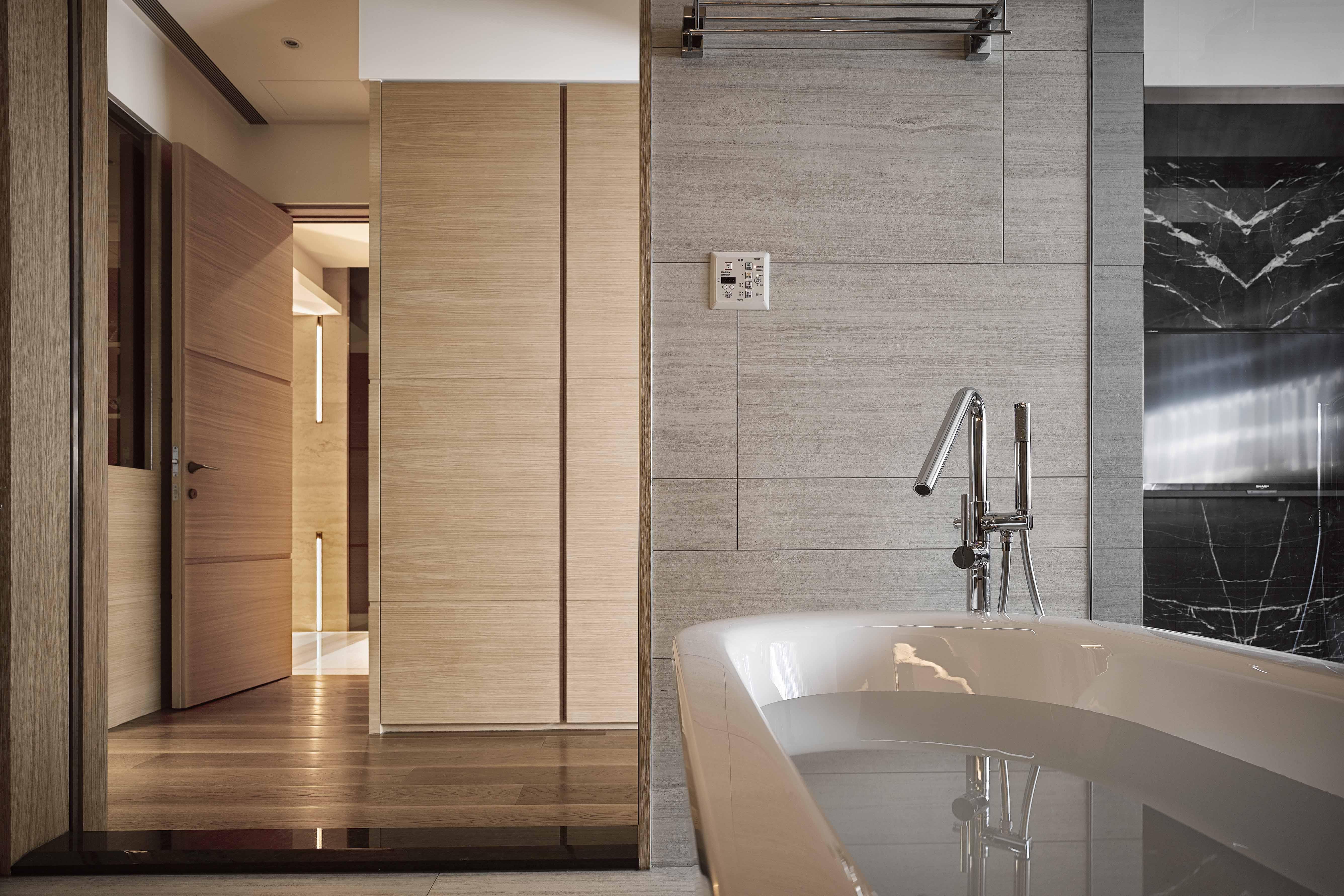豪宅設計-秘境宅邸-浴室