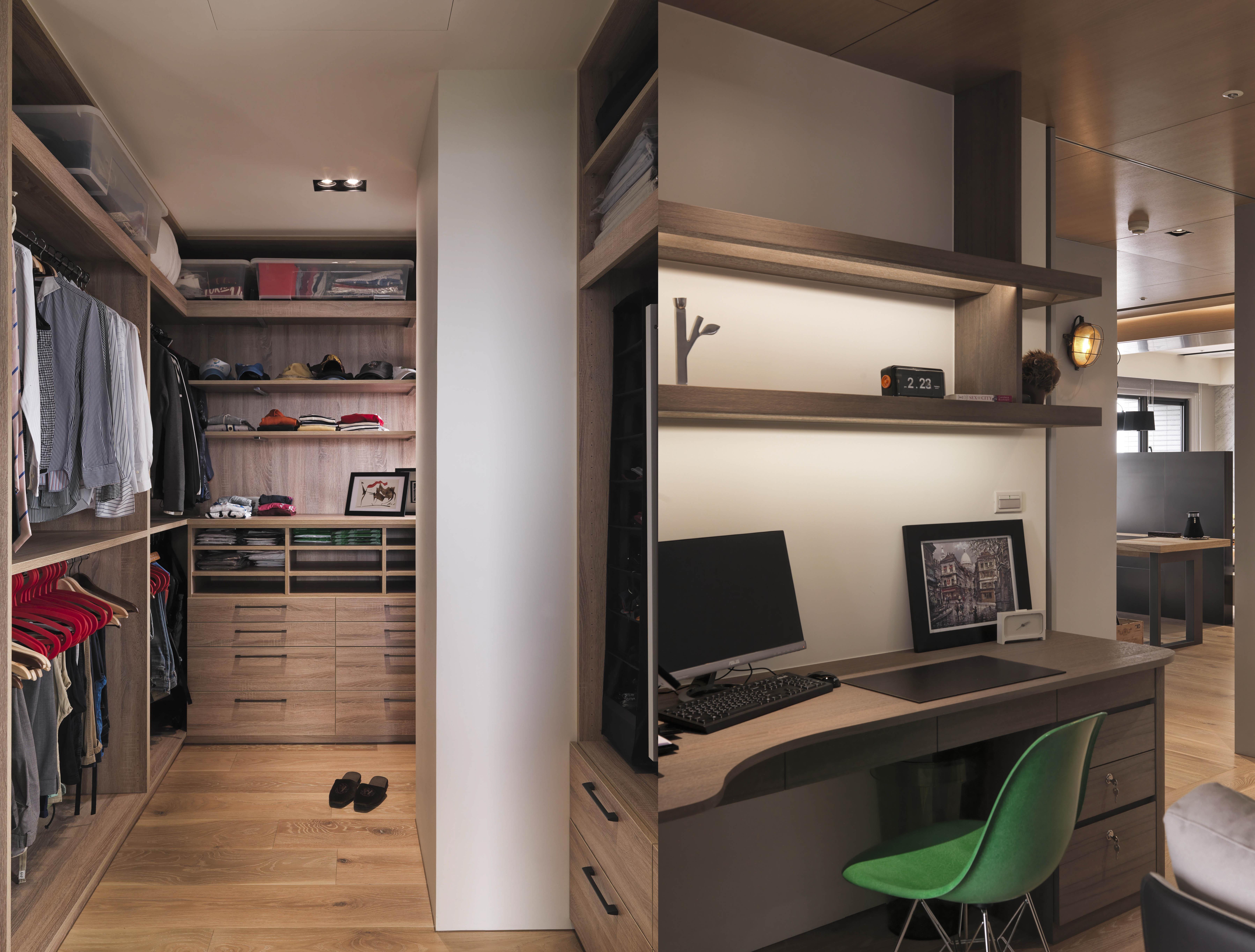 豪宅設計-生活印象-辦公室