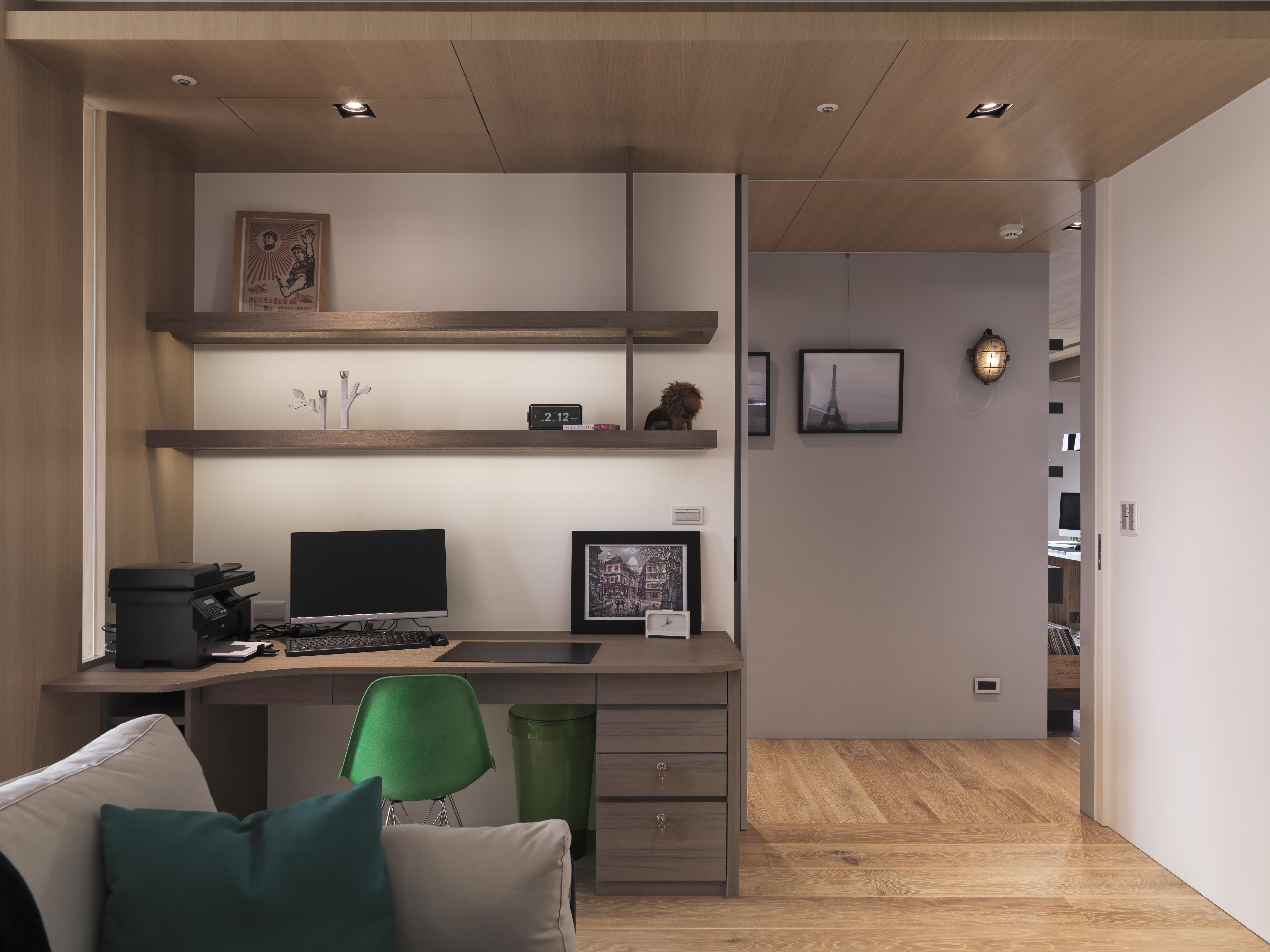 豪宅設計-生活印象-客廳