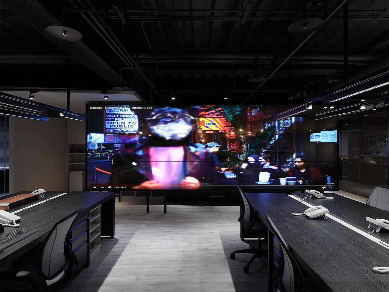 商空設計-城市的切面-辦公室