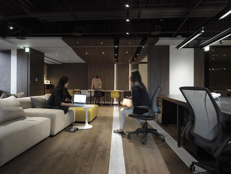 商空設計-城市的切面-大廳
