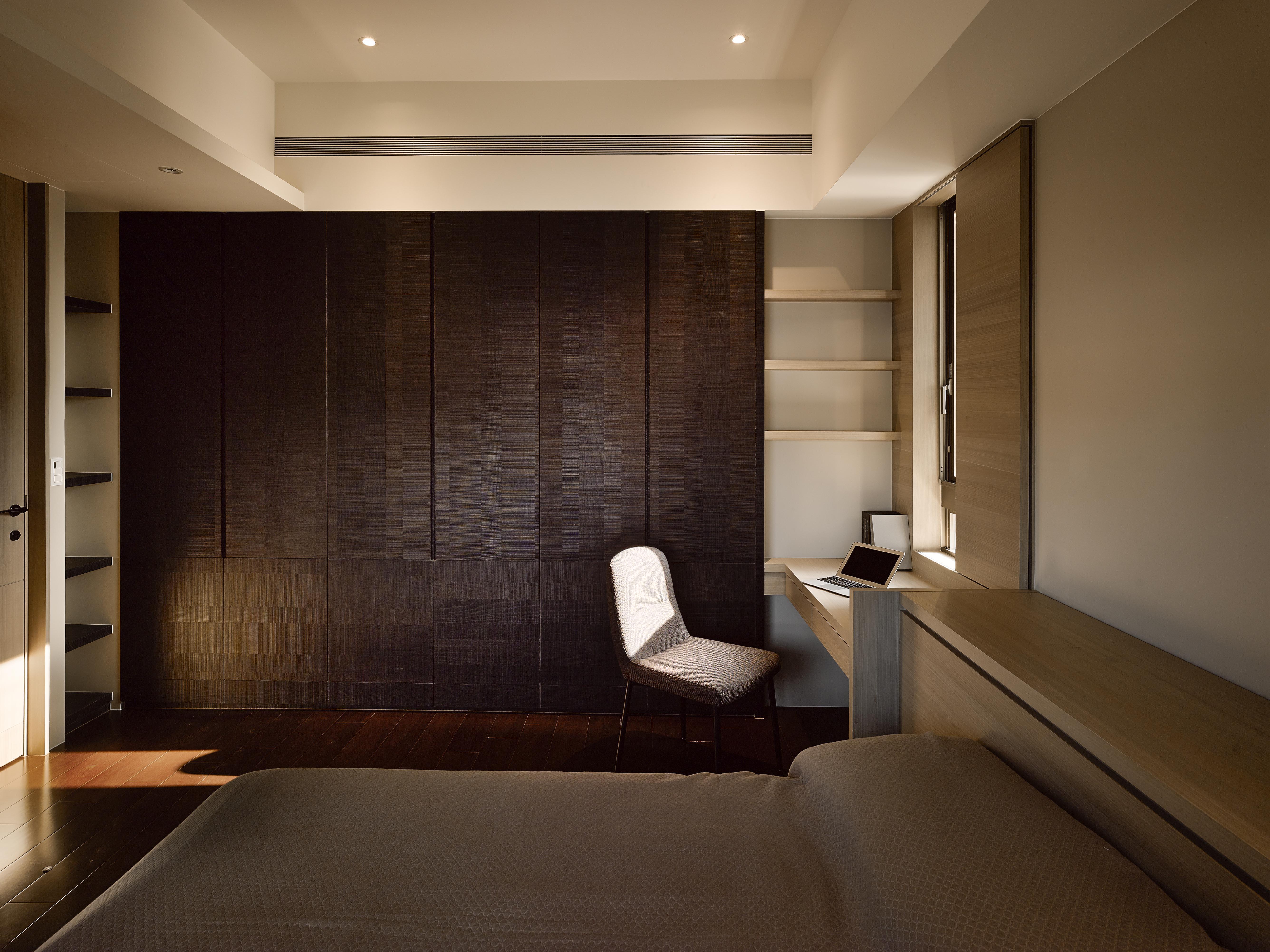 豪宅設計-當代毆藝-臥室