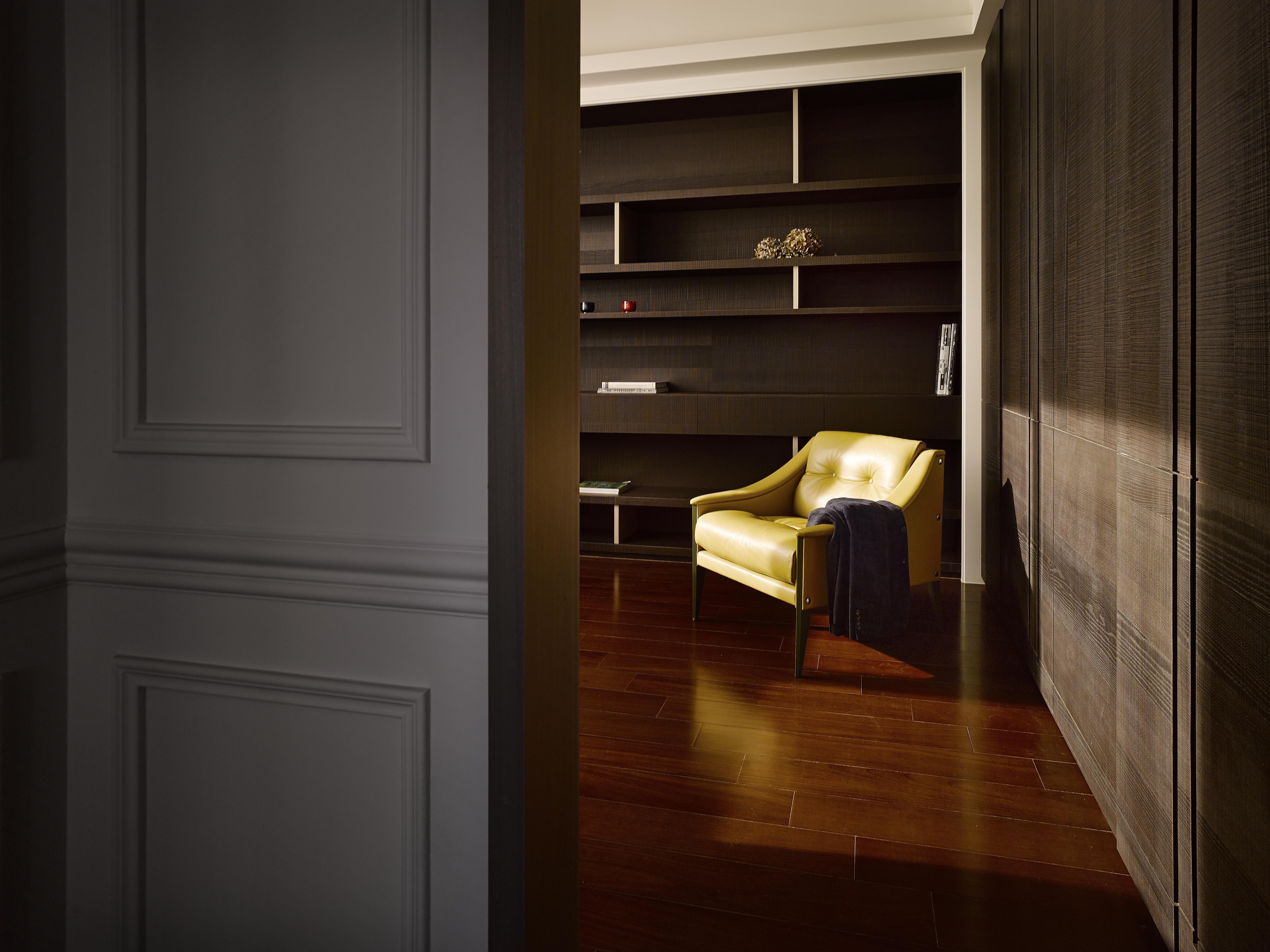 豪宅設計-當代毆藝-客廳