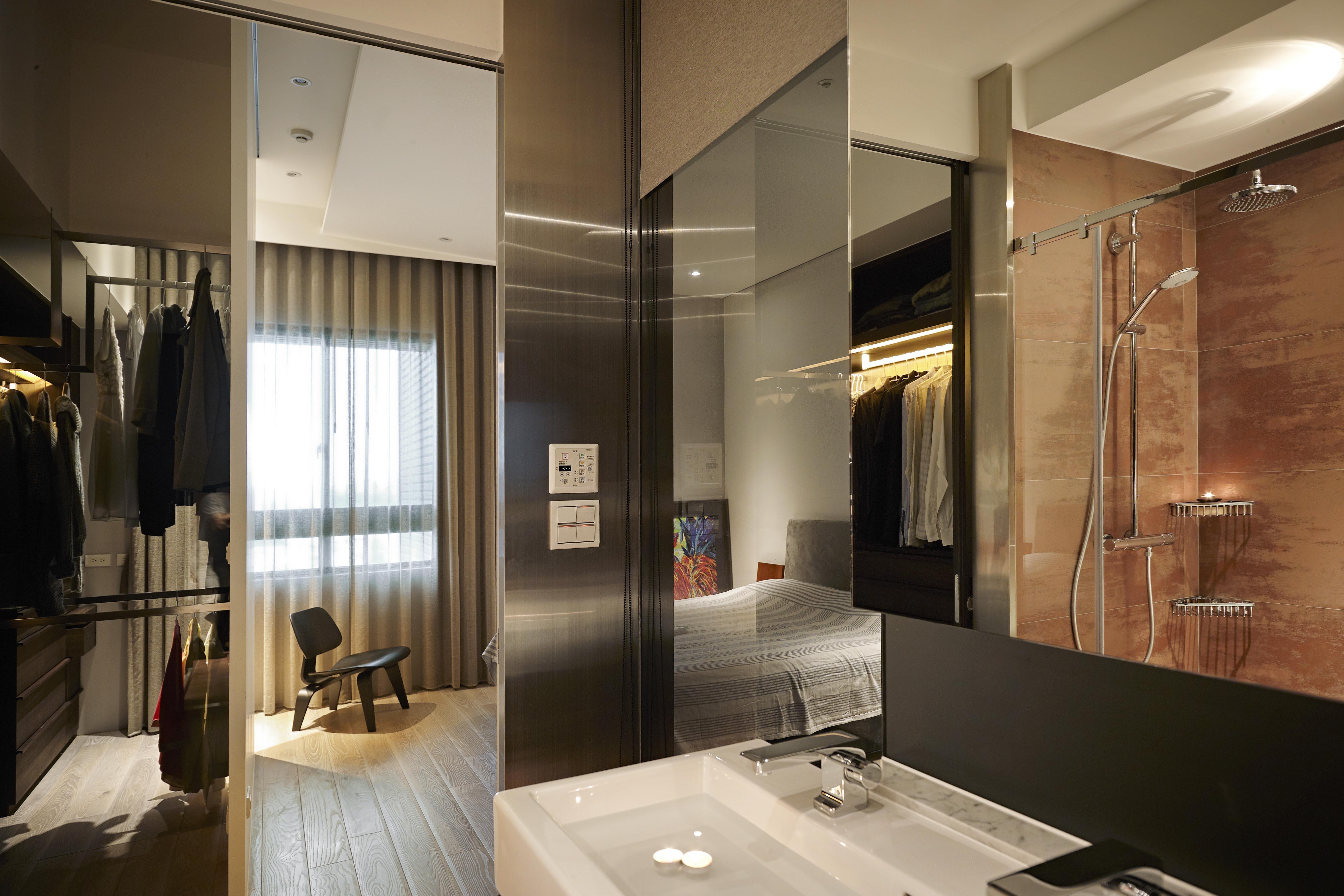 豪宅設計-當代上林-浴室