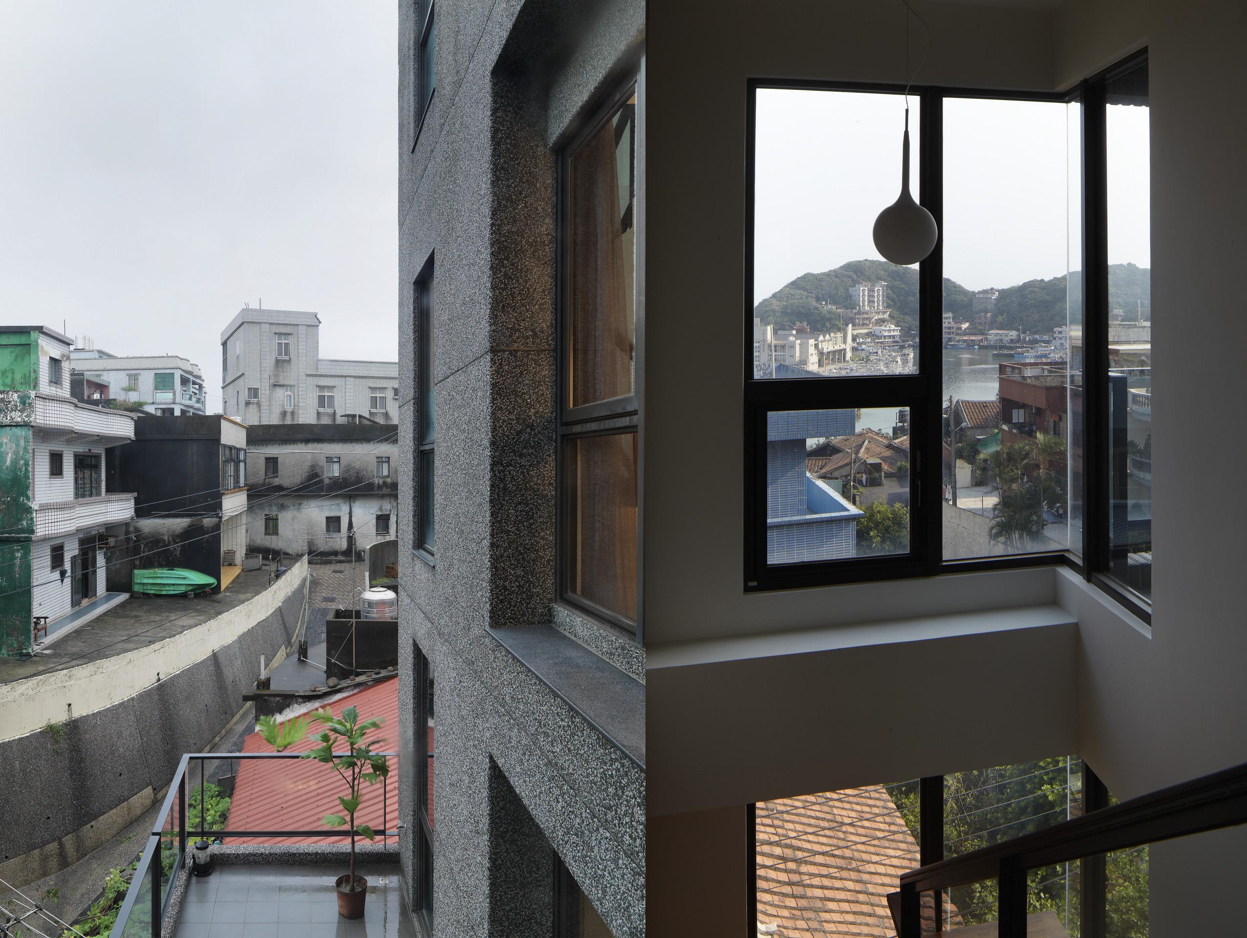 建築設計-傳承與重生-房子外部模樣