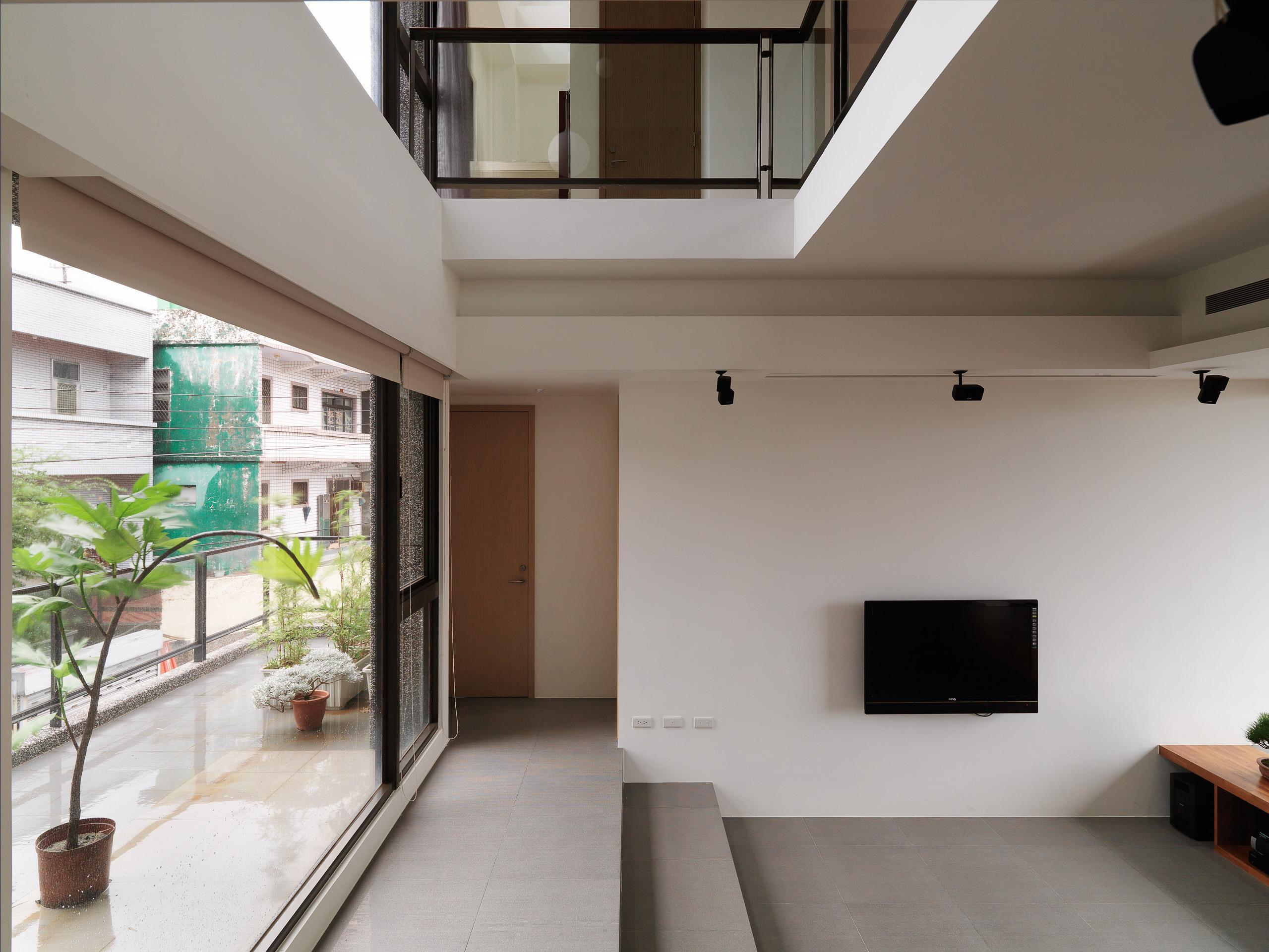 建築設計-傳承與重生-客廳