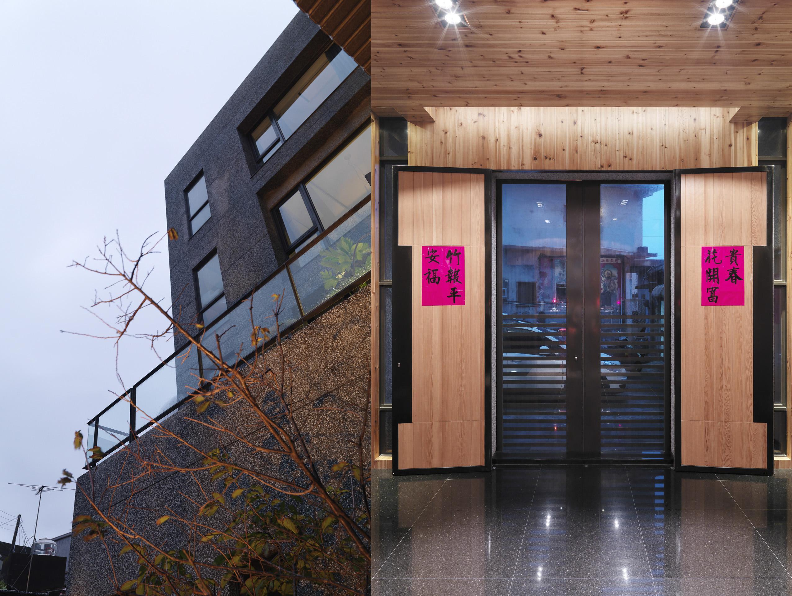 建築設計-傳承與重生-大廳