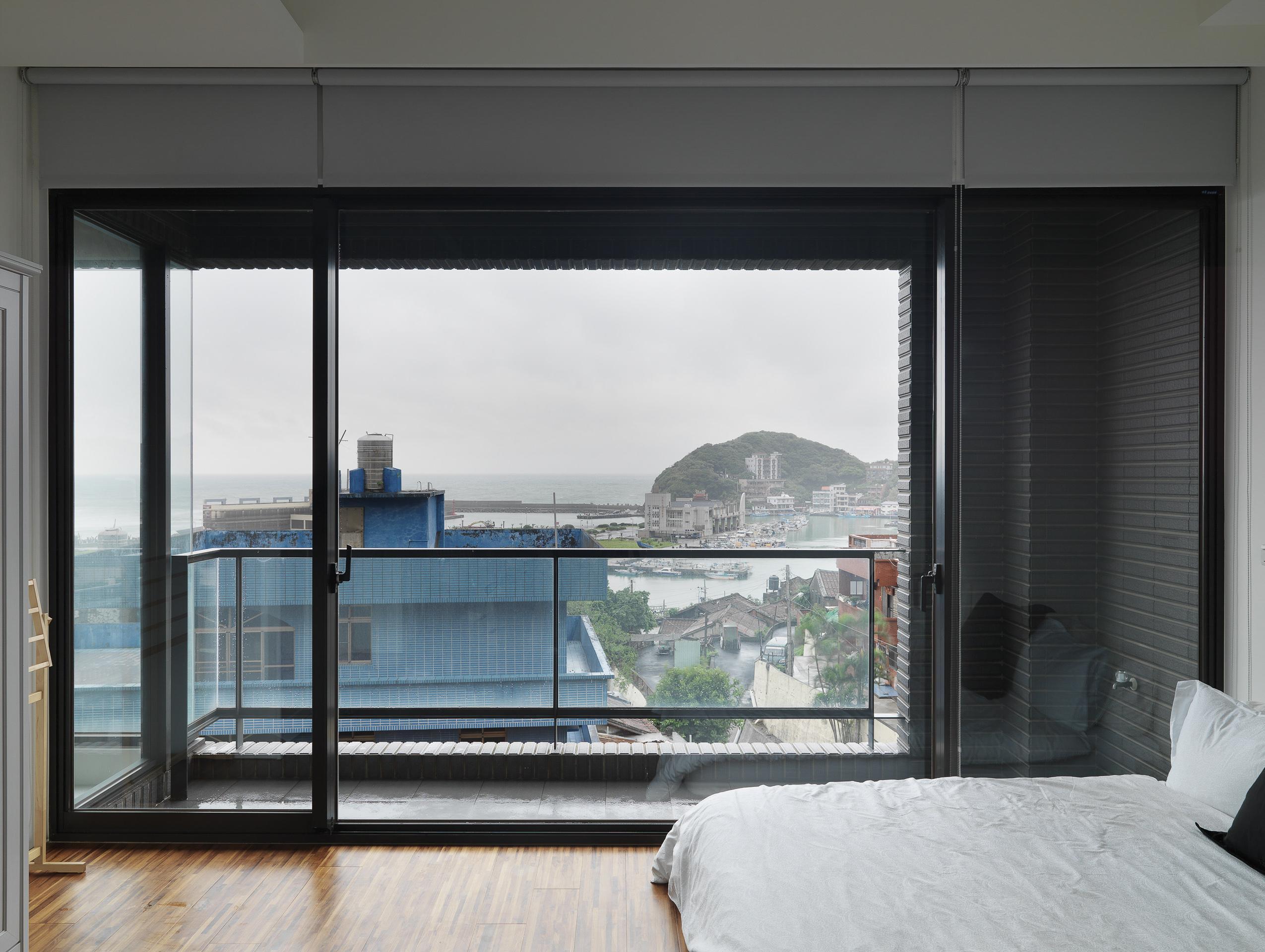 建築設計-傳承與重生-臥室