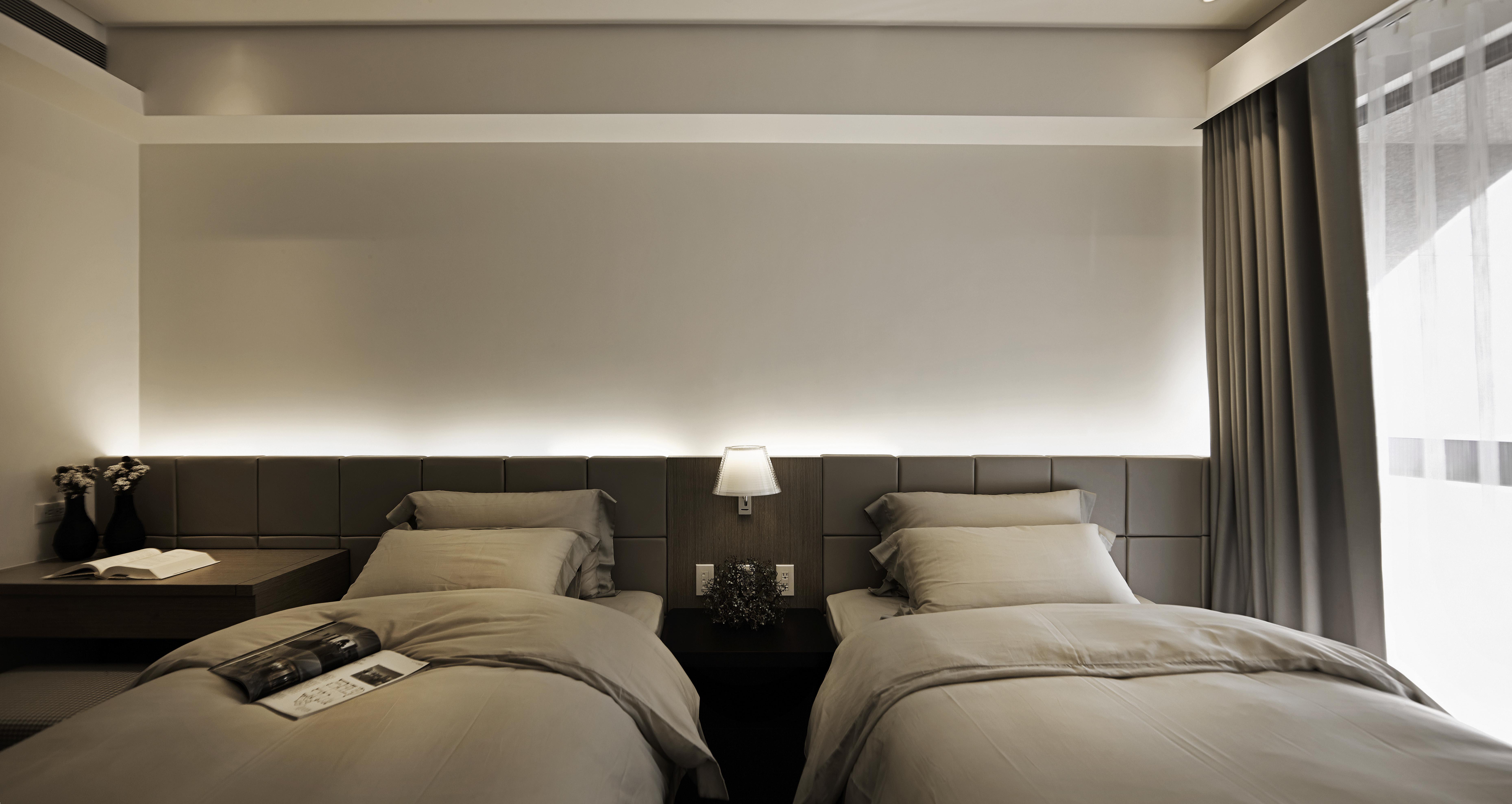 豪宅設計-藏藝-臥室