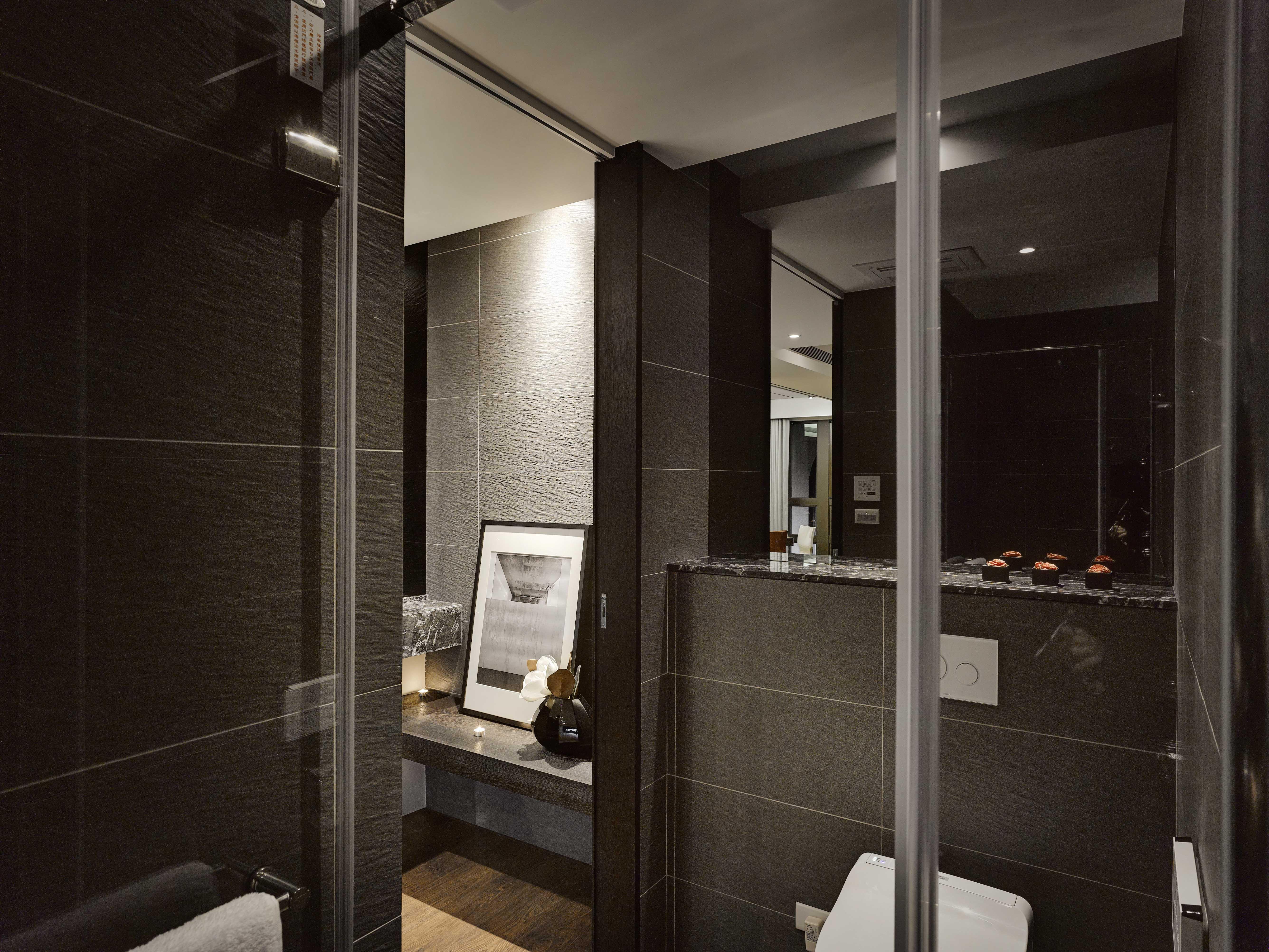 豪宅設計-藏藝-浴室