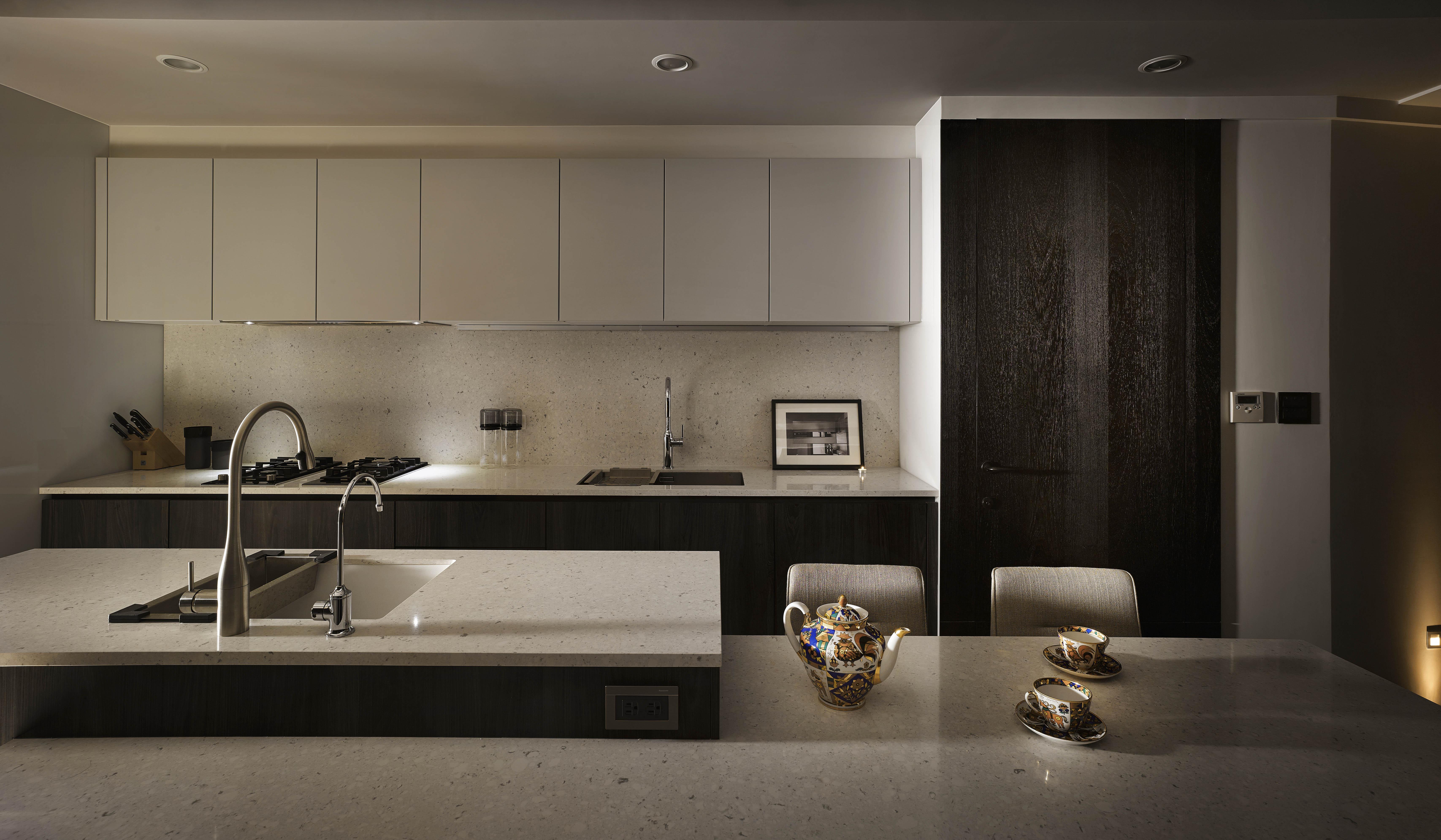 豪宅設計-藏藝-廚房