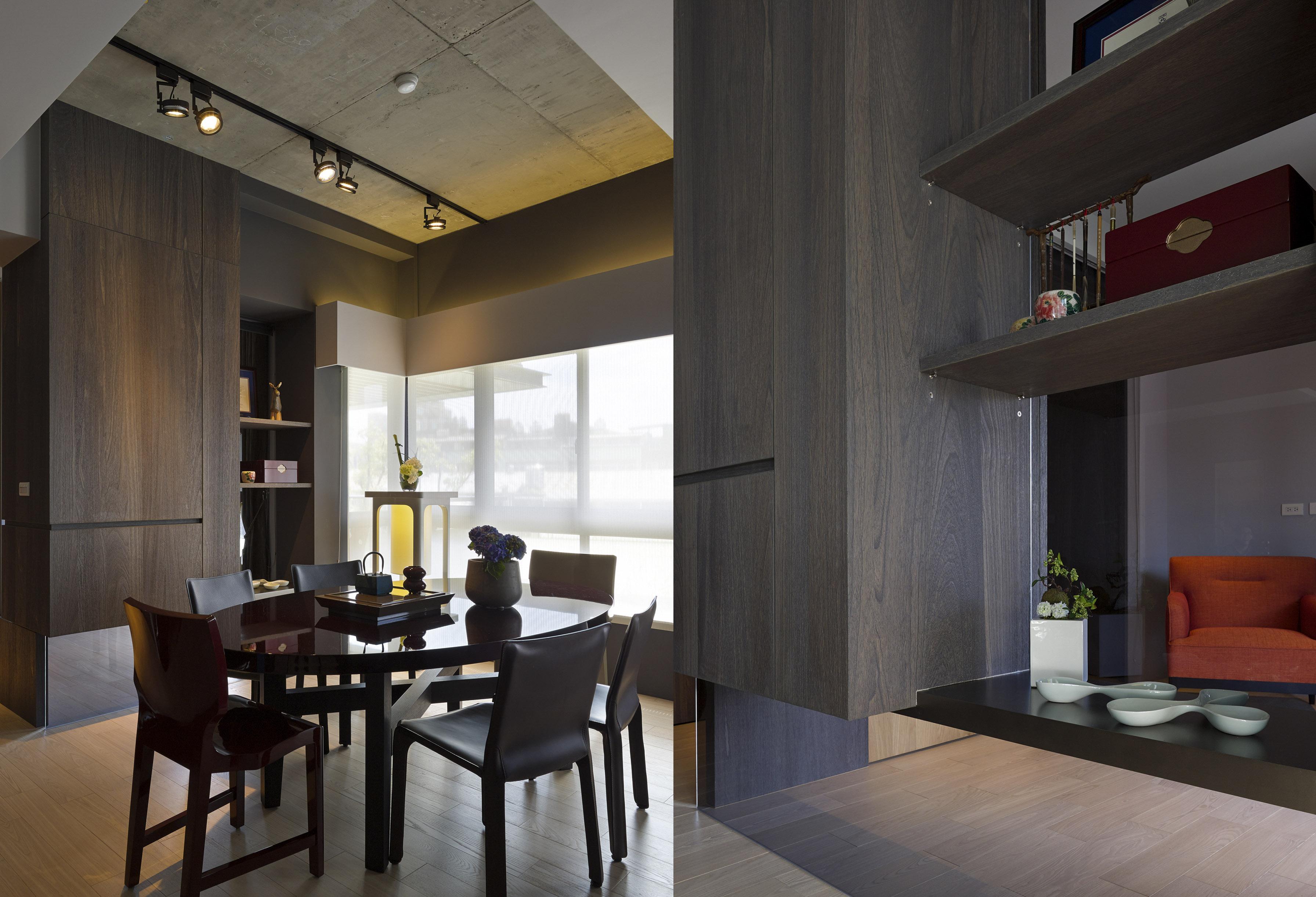 豪宅設計-本質的對話-客廳