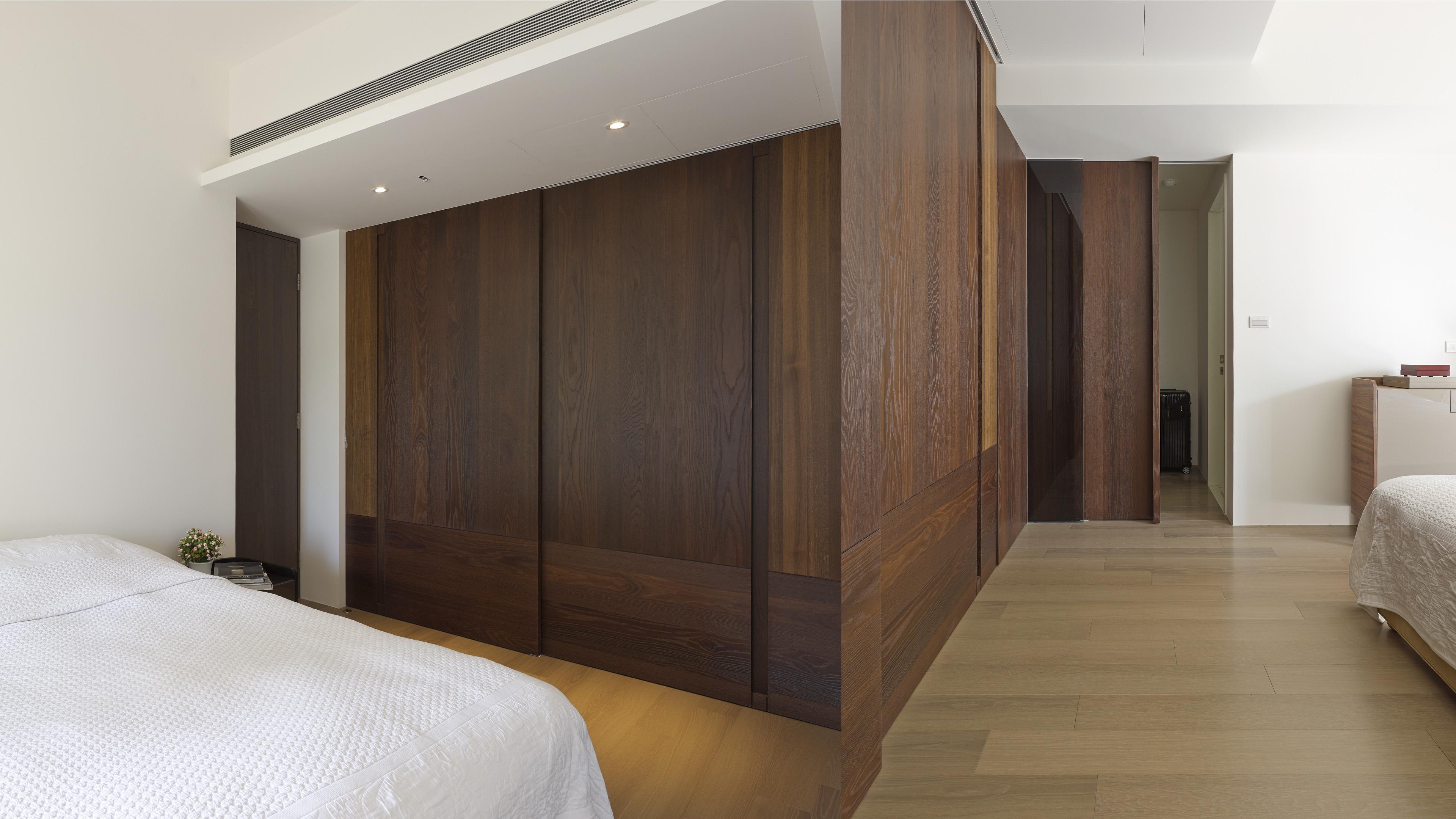 豪宅設計-本質的對話-臥房