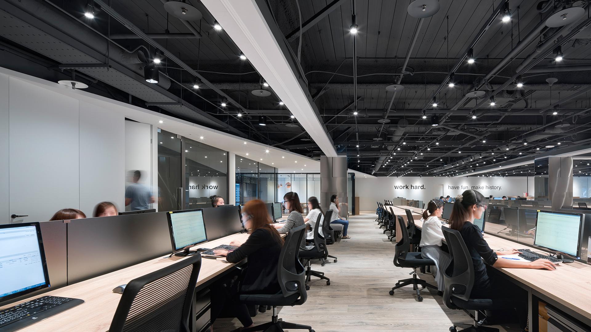 商空設計 - 新菸廠-辦公室