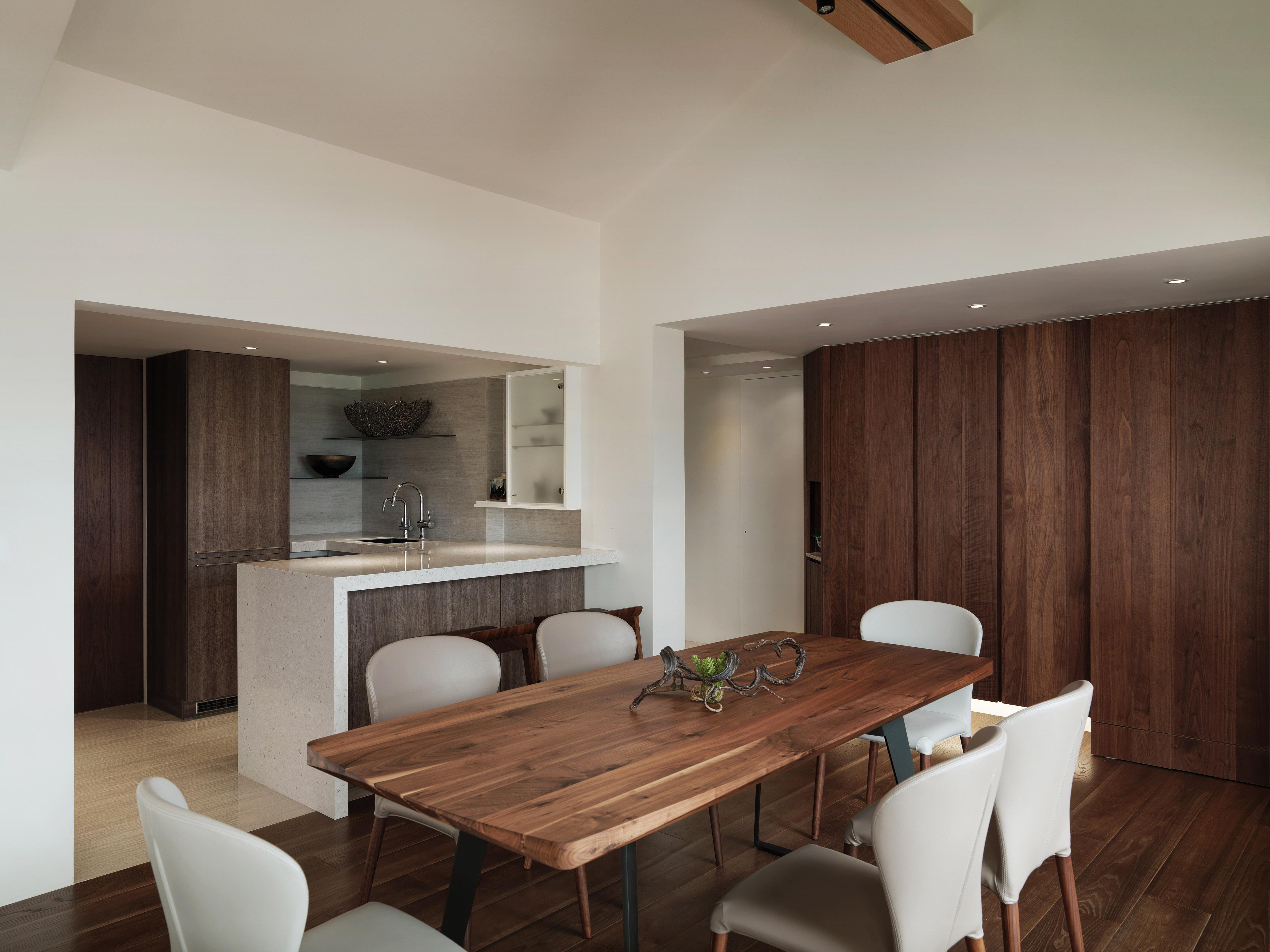 豪宅設計-山靜-客廳