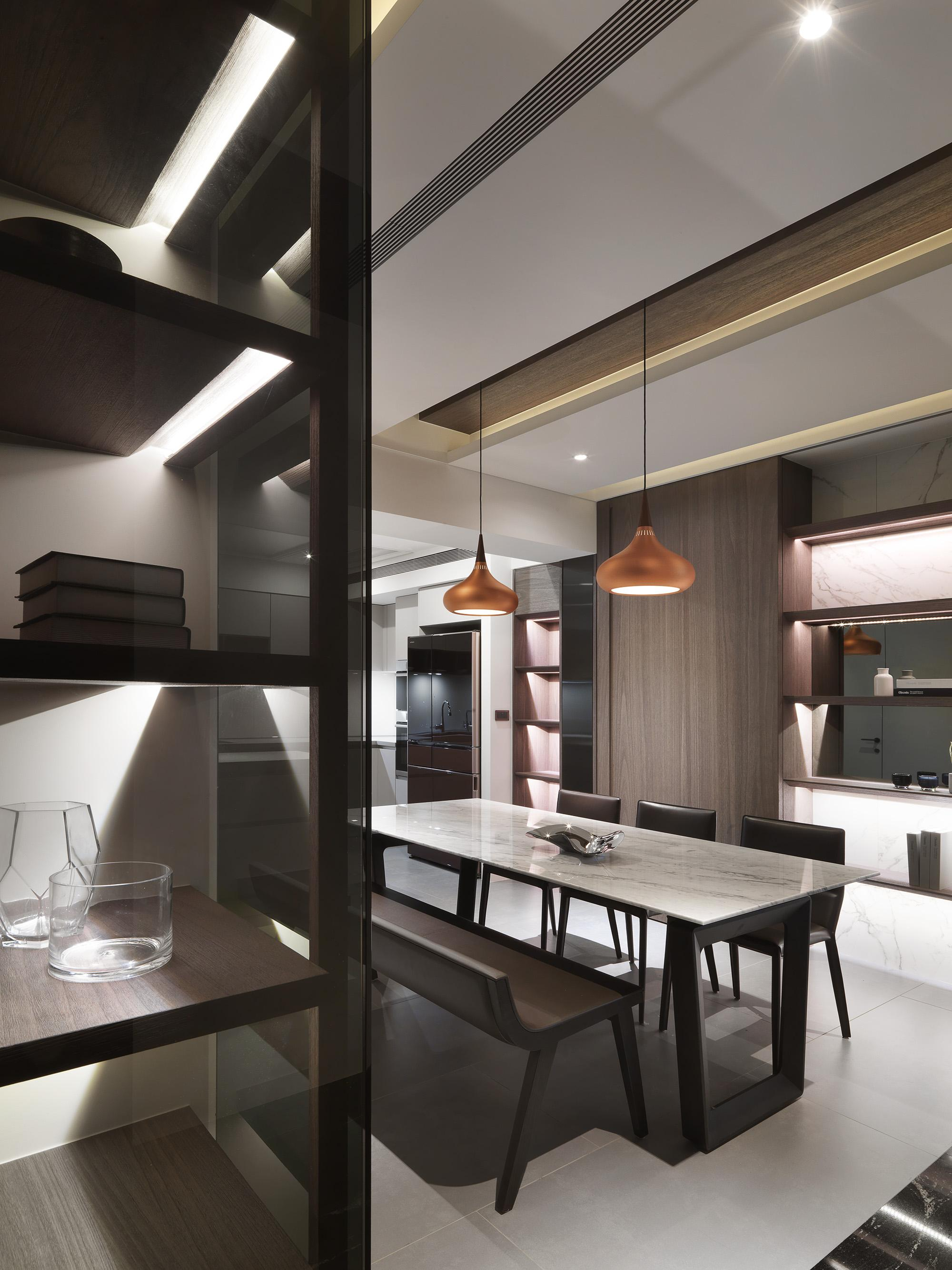 豪宅設計-人文典藏-廚房