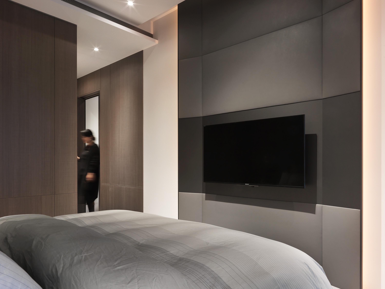 豪宅設計-人文典藏-臥房