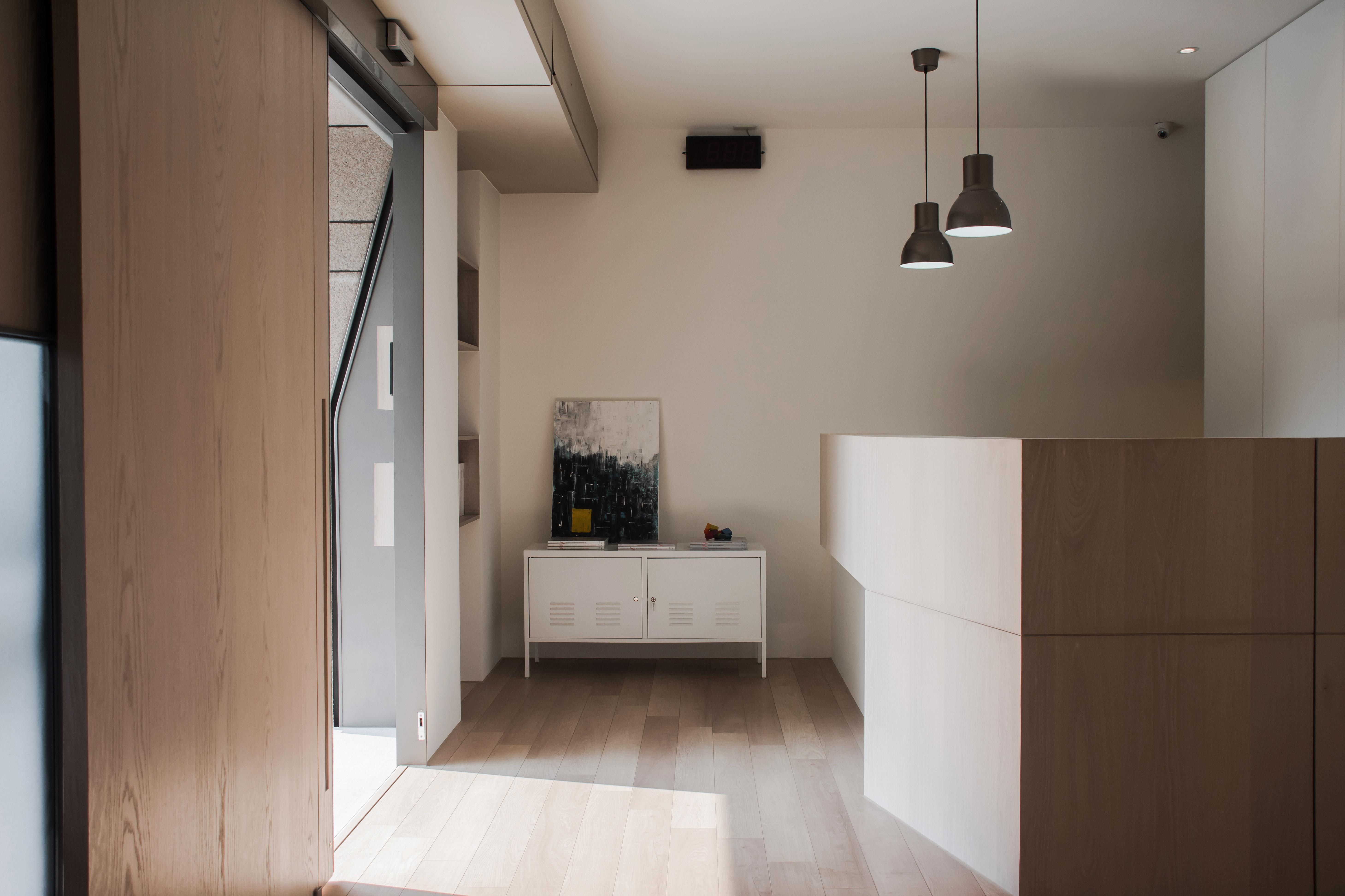 室內設計作品 城市綠洲