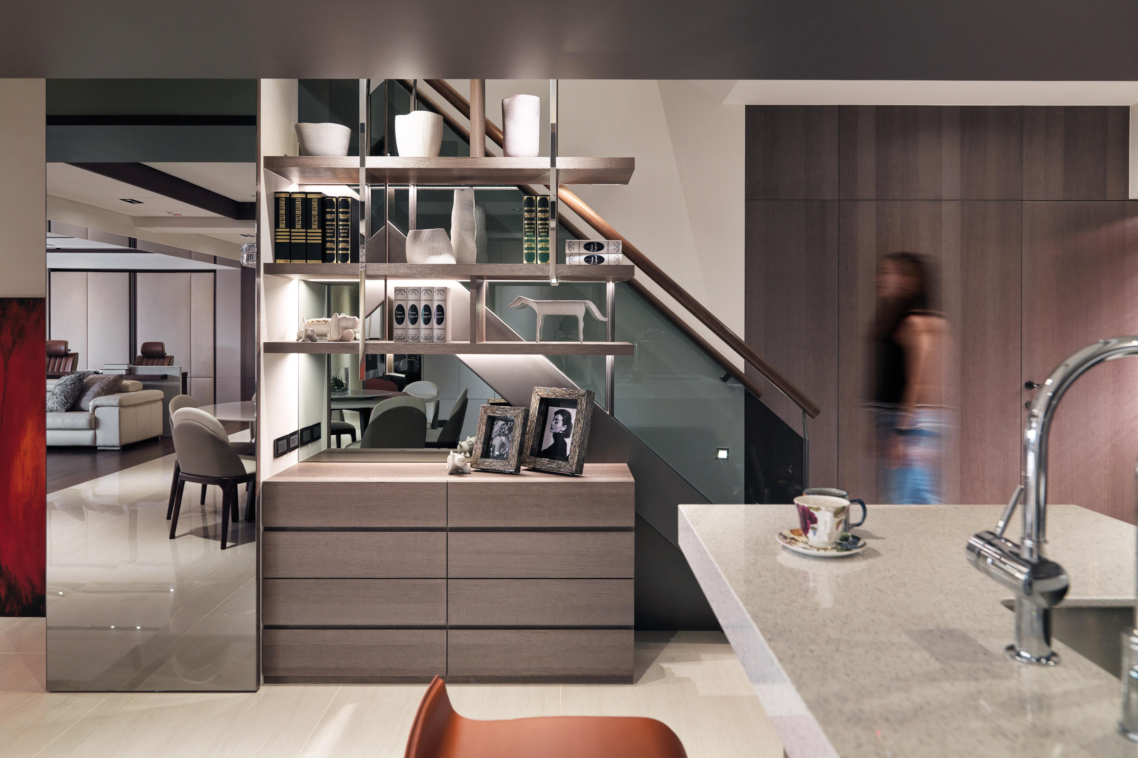 豪宅設計-複述/ 嫣紅-廚房