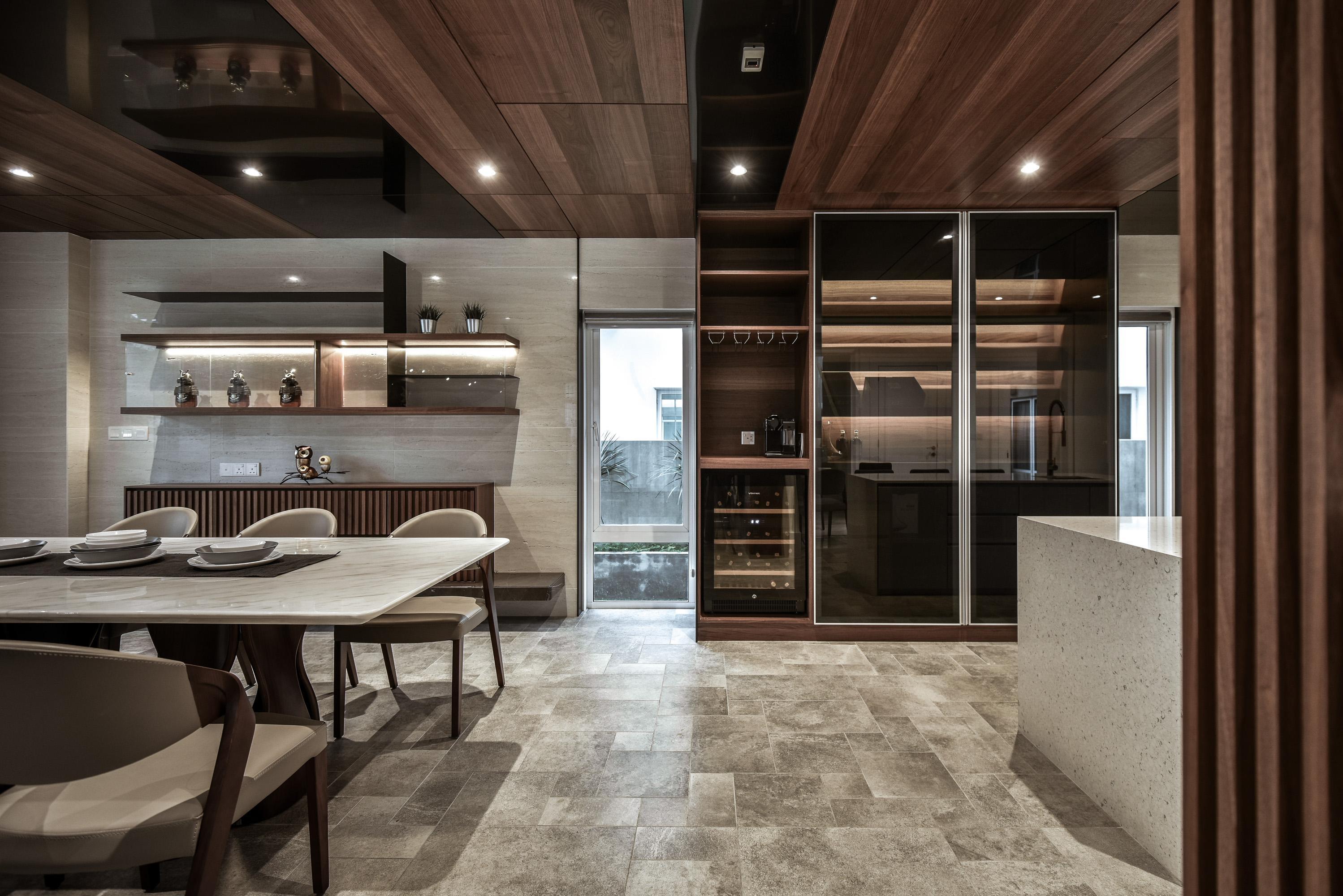 豪宅設計-印象馬來西亞-廚房