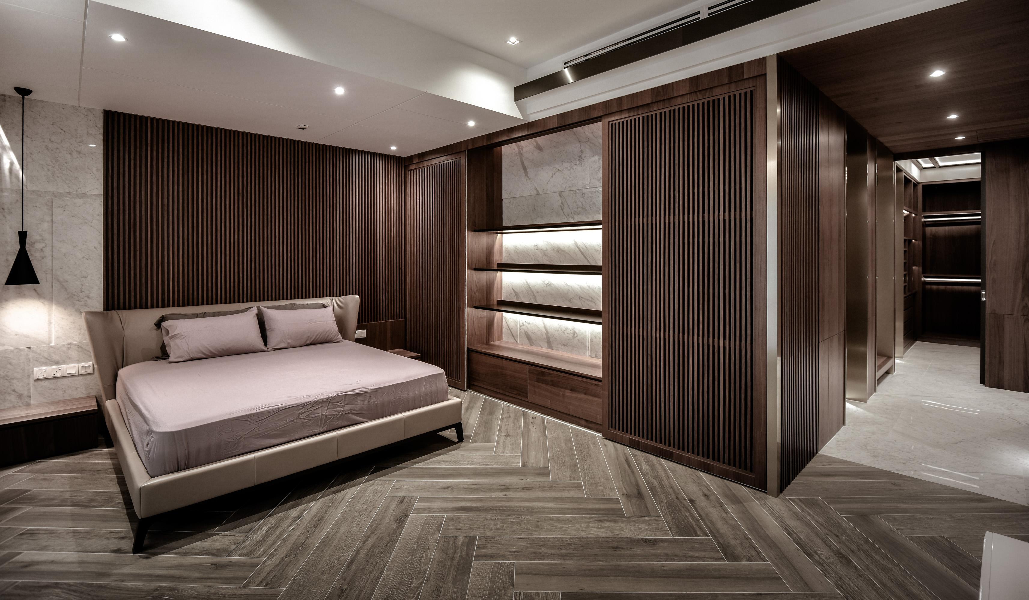 豪宅設計-印象馬來西亞-臥室