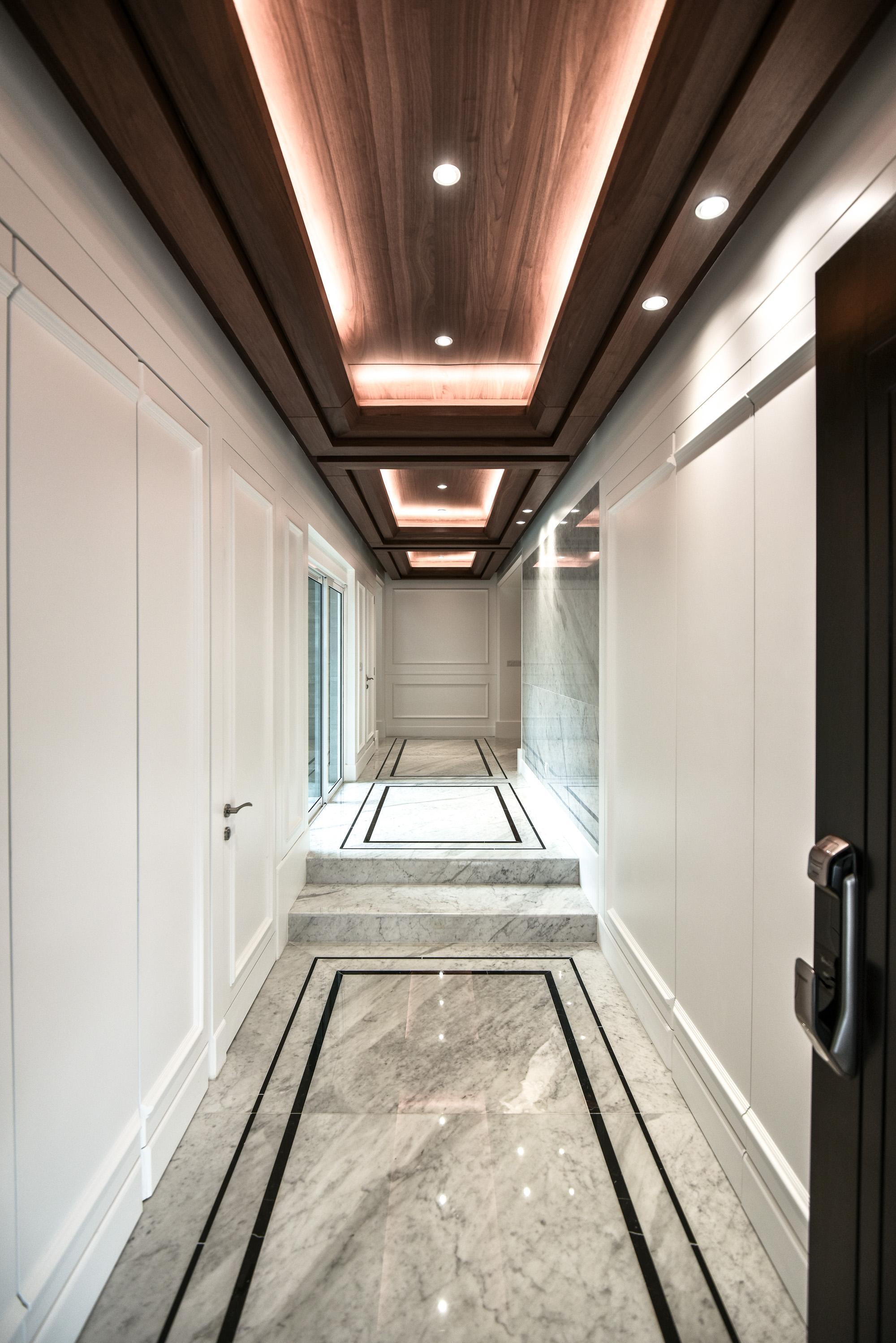 豪宅設計-印象馬來西亞-走道