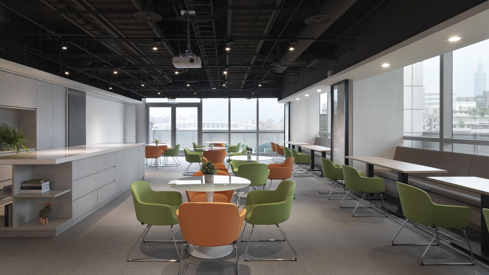 商空設計 - 街口支付-會議室