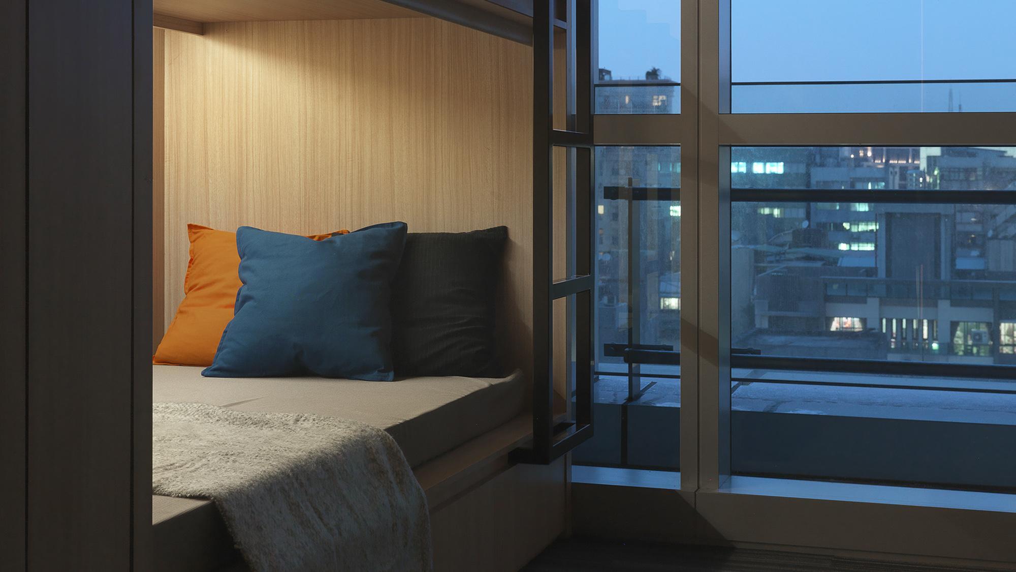 商空設計 - 街口支付-休息室