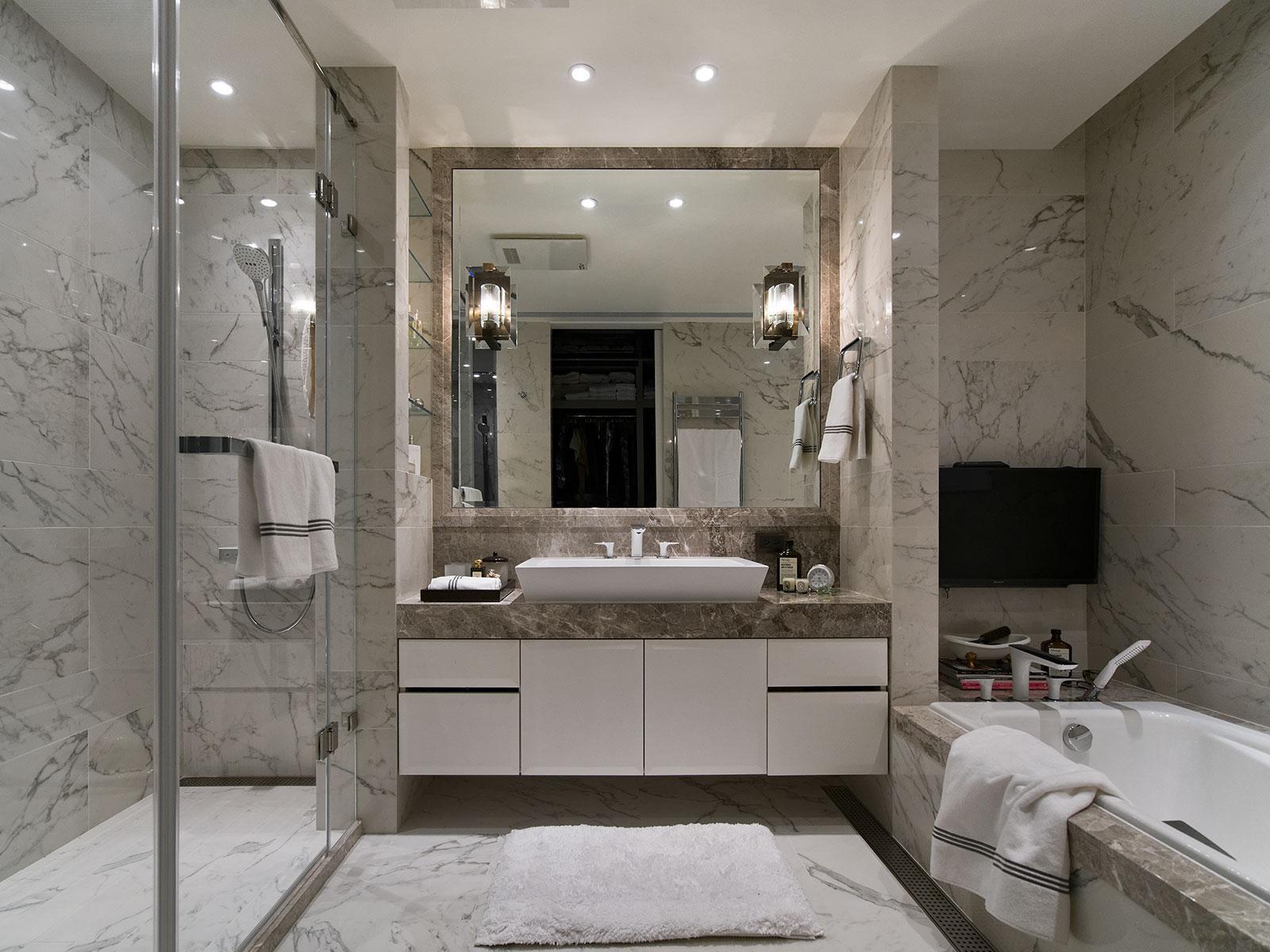 豪宅設計-生活真義-浴廁