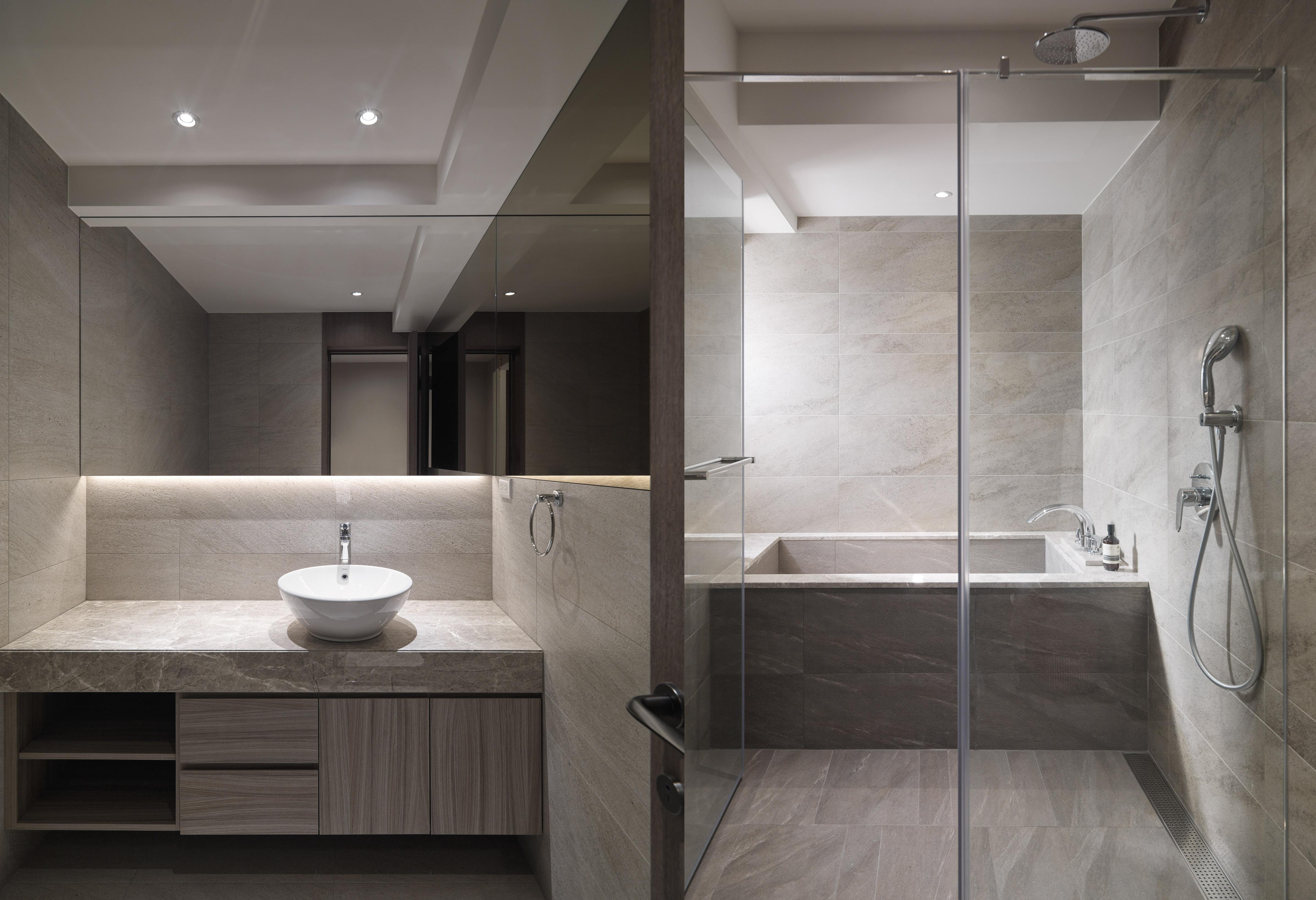 豪宅設計-複述/ 嫣紅-廁所