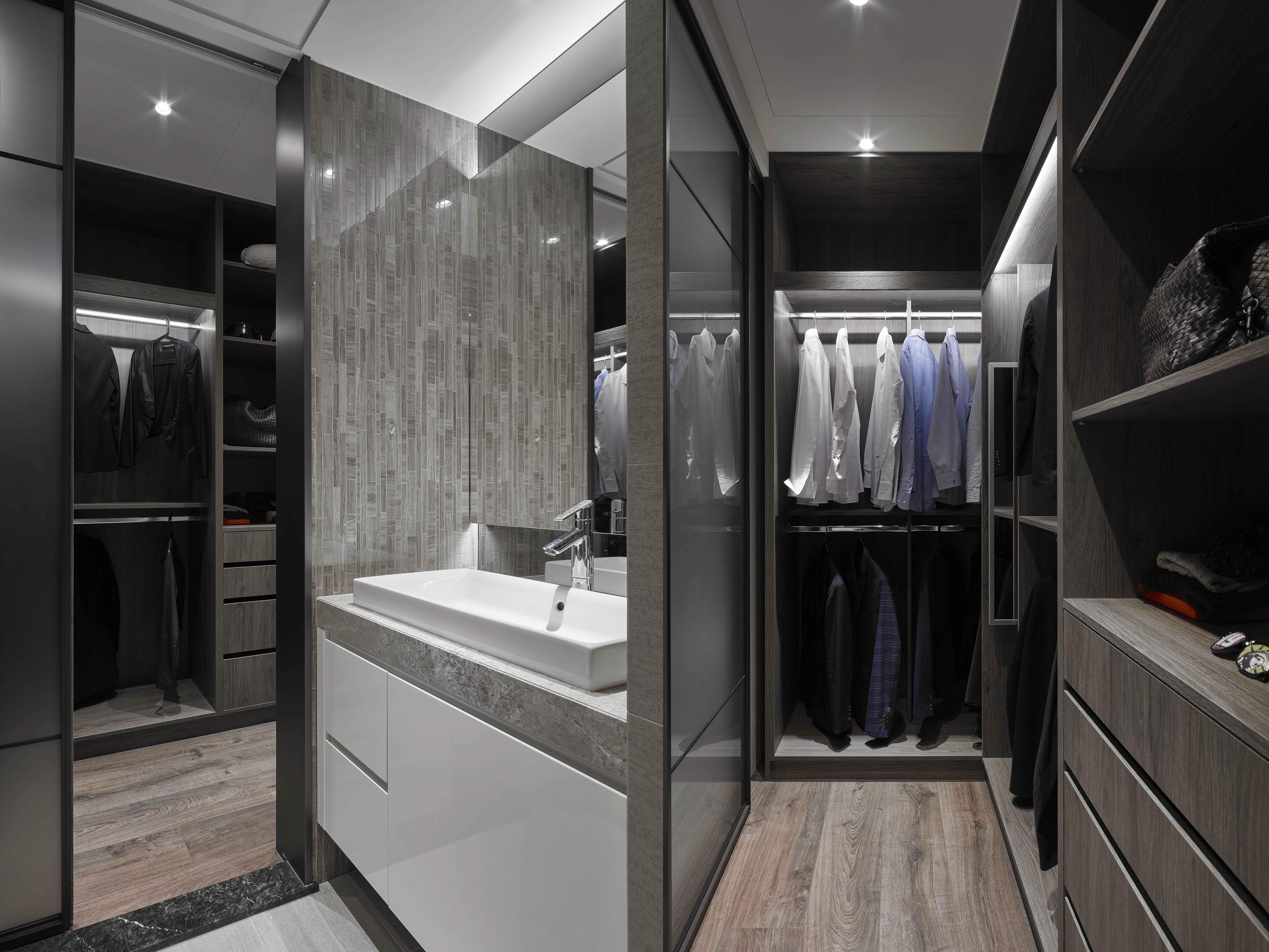 豪宅設計-歸旅-浴廁