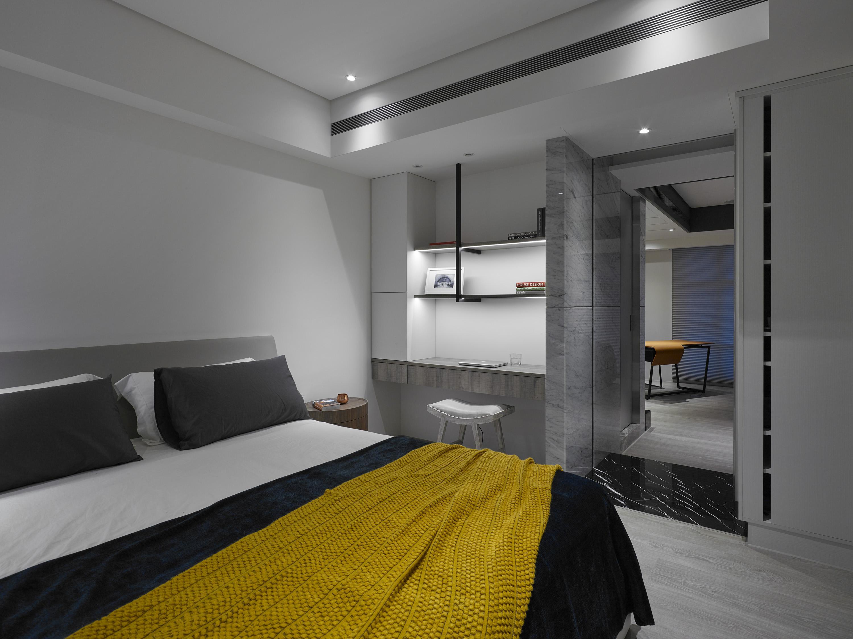 豪宅設計-上隱之湖-臥室