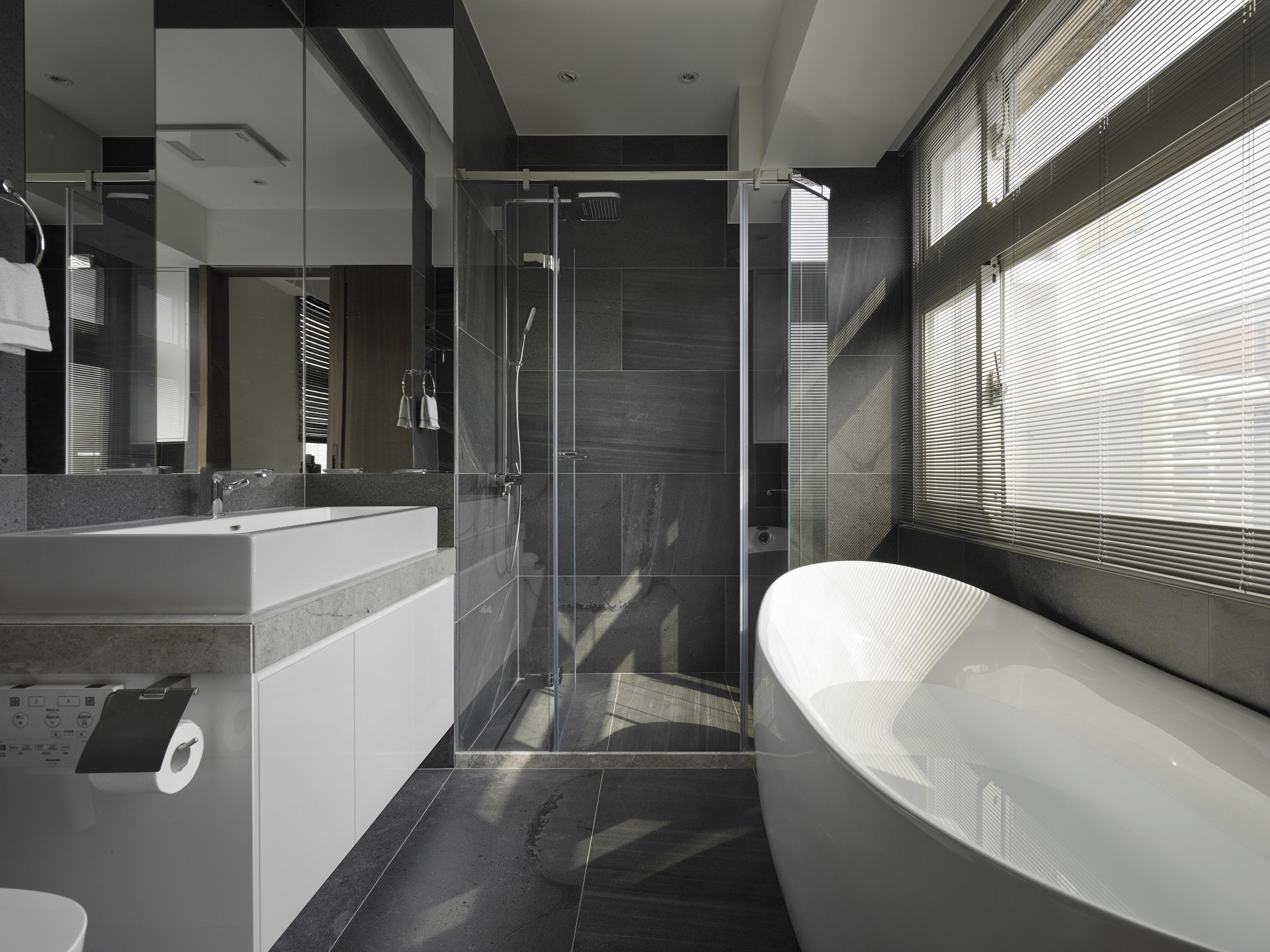 豪宅設計-上隱之湖-浴室