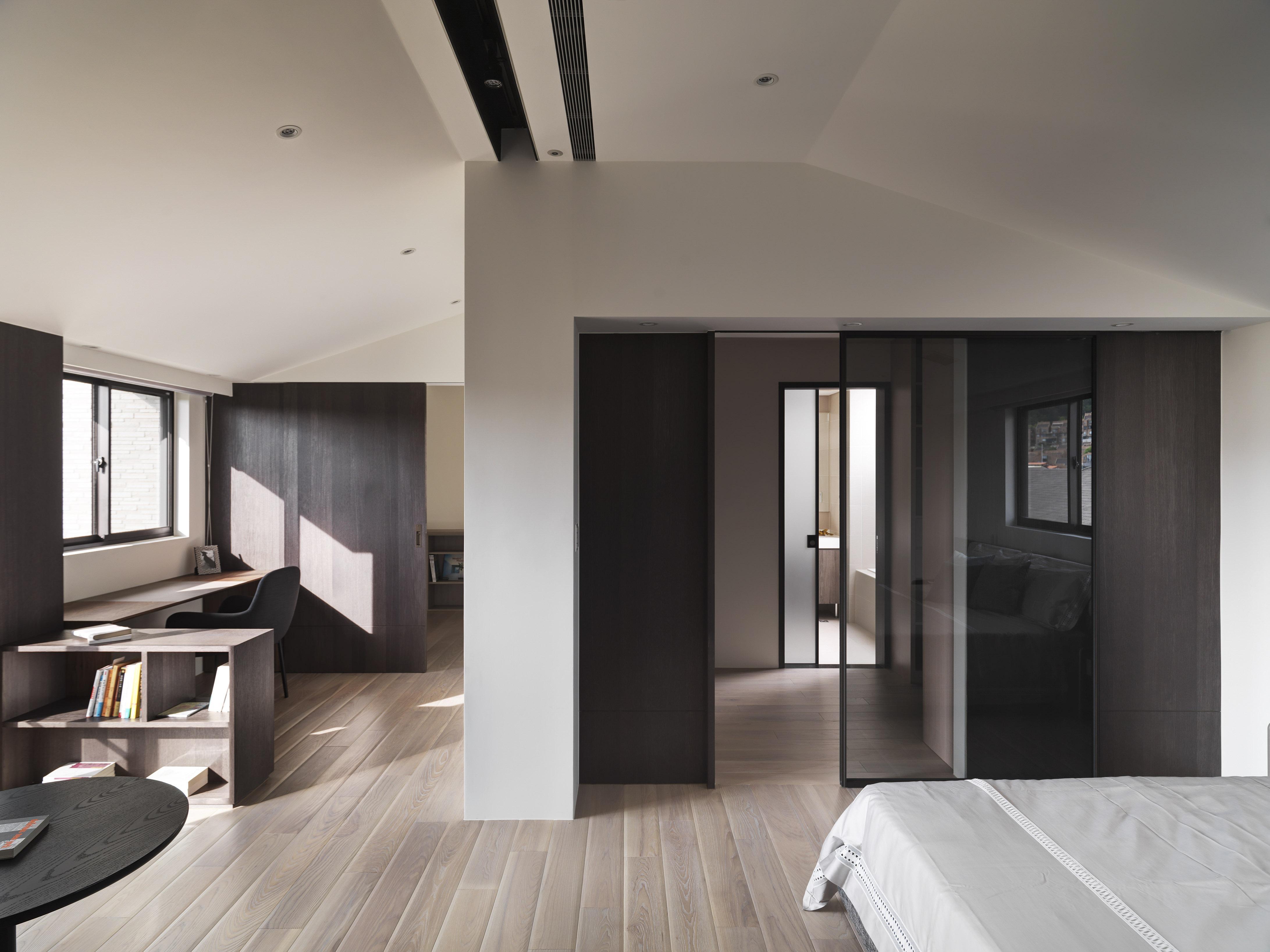 豪宅設計-青山-臥房